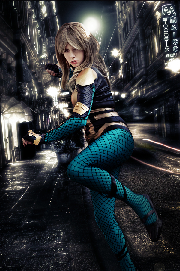 White Lemon  is Black Canary | Photography by  Jonathan Duran