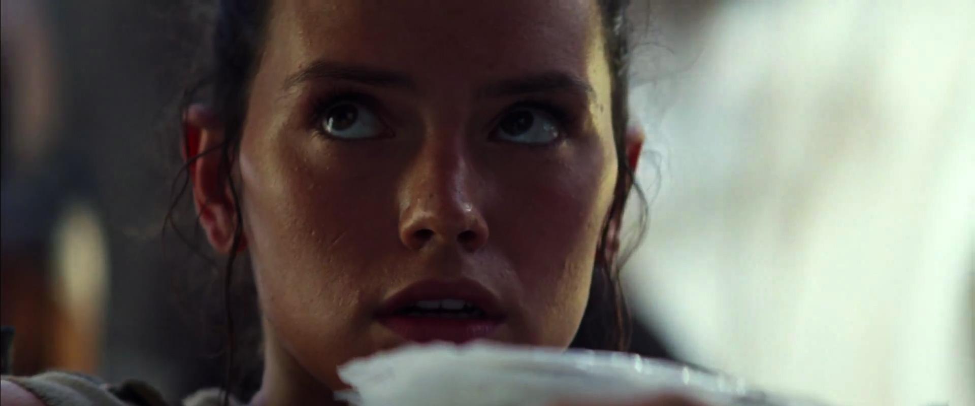 Rey shoots apensive look