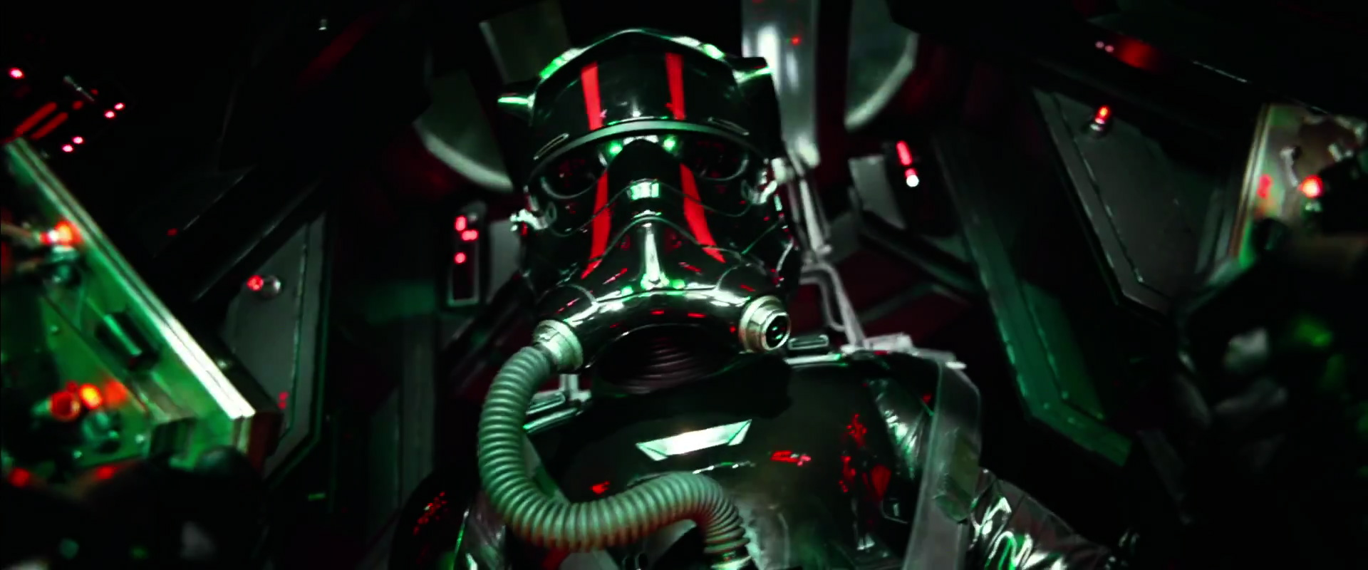 The First Order Pilots feature a clean and aggressive look.