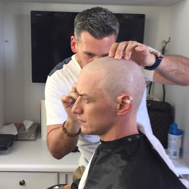 x-men-apocalypse-photo-of-james-mcavoy-going-bald-as-xavier