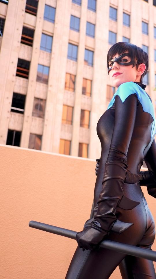 CharlieBurns  is Nightwing