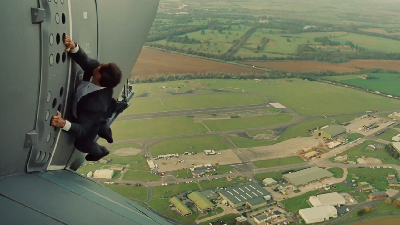 Mission Impossible Rogue Nation Featurette Shows Tom Cruise Scared Sh Tless During Plane Stunt Geektyrant