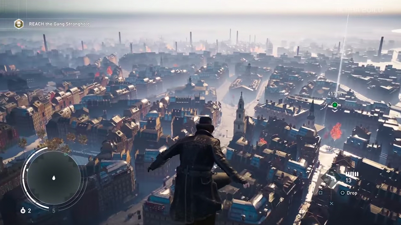 Assassin S Creed Syndicate Gameplay Video Reveals New Improvements