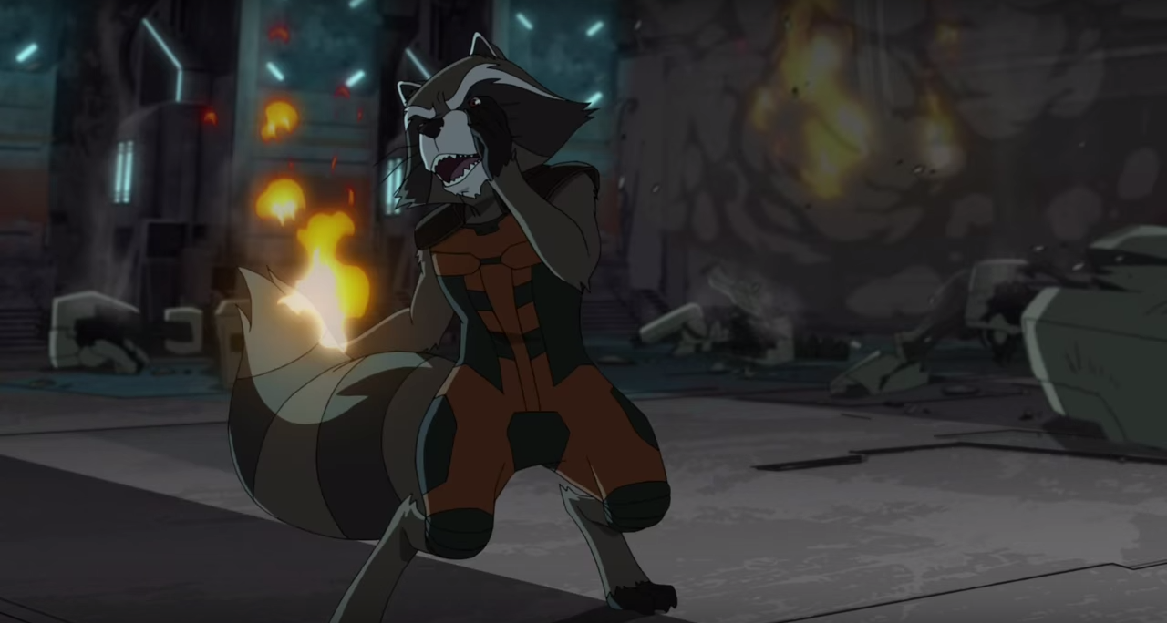 guardians-of-the-galaxy-animated-short-rocket-raccoon-origins