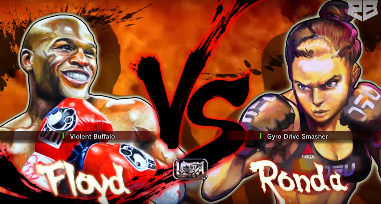 watch-ronda-rousey-fight-floyd-mayweather-in-street-fighter-iv-video