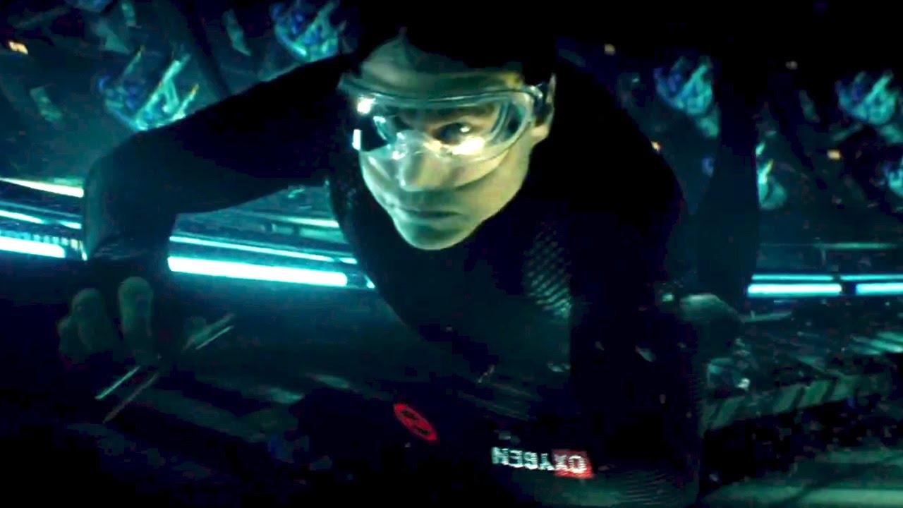 Tom Cruise di 'Mission: Impossible 5'