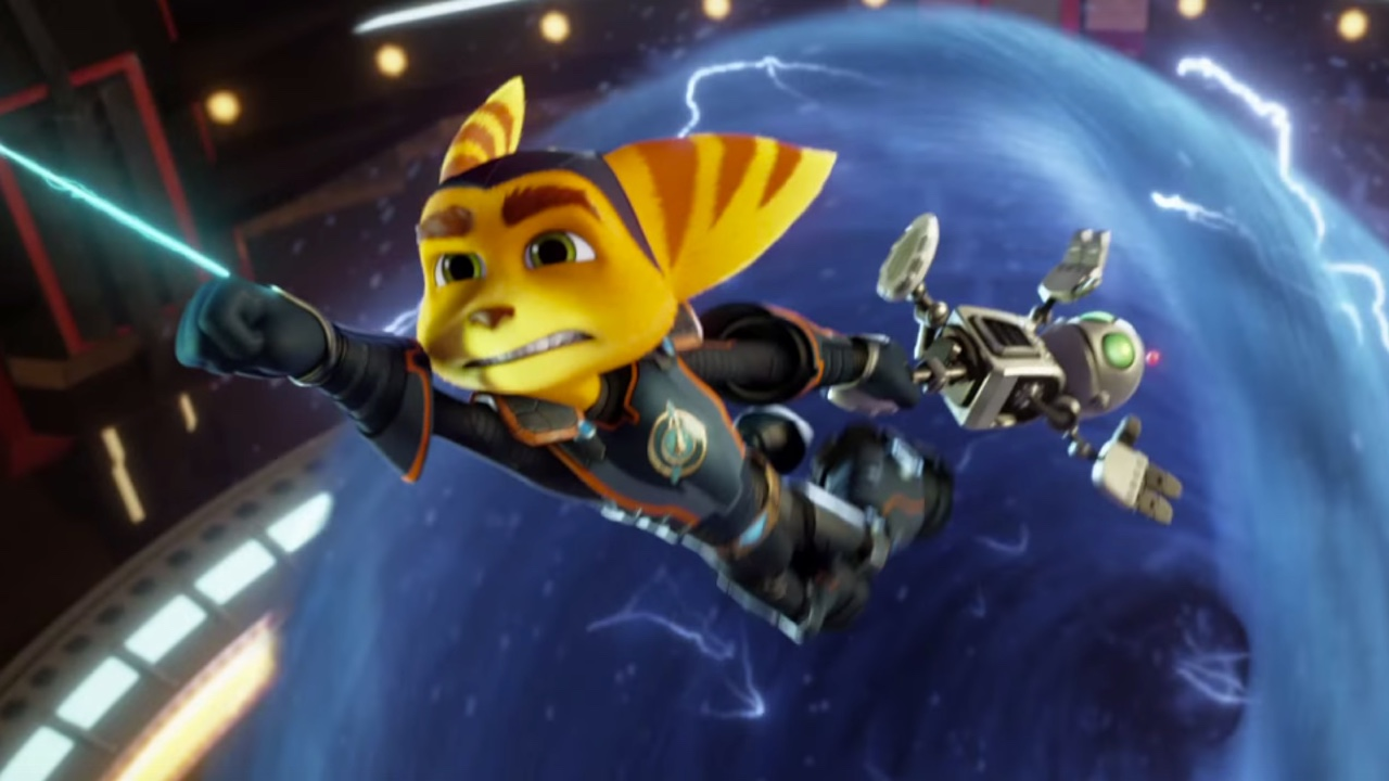 First Trailer For Ratchet Clank Animated Film Kicks Some Asteroid Geektyrant