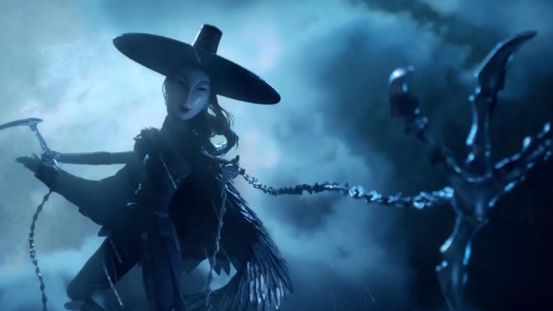Breathtaking Trailer For Laika S Samurai Film Kubo And The Two