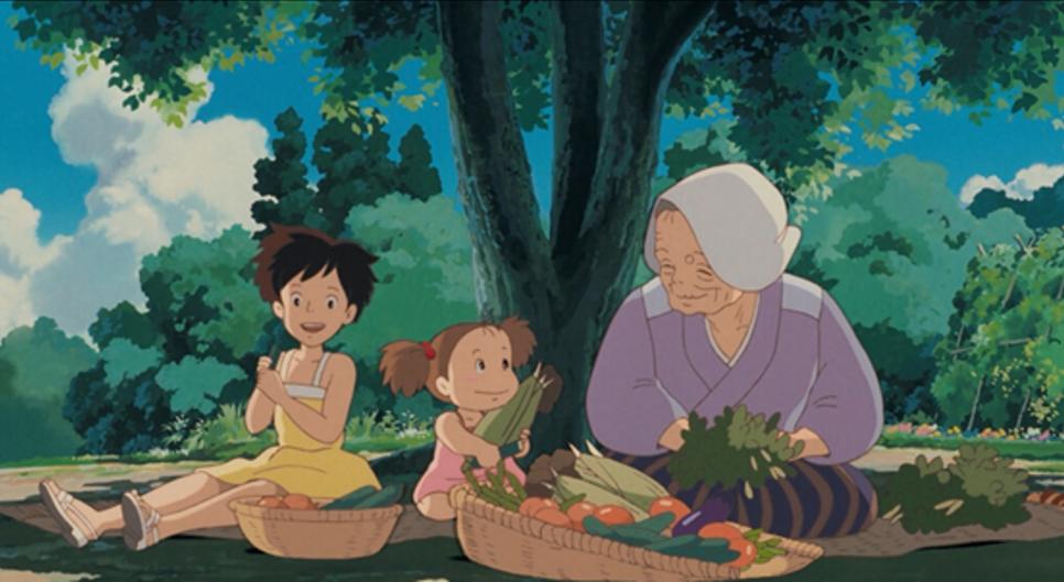 Hayao Miyazaki Film Food — Part Two: MY NEIGHBOR TOTORO — GeekTyrant