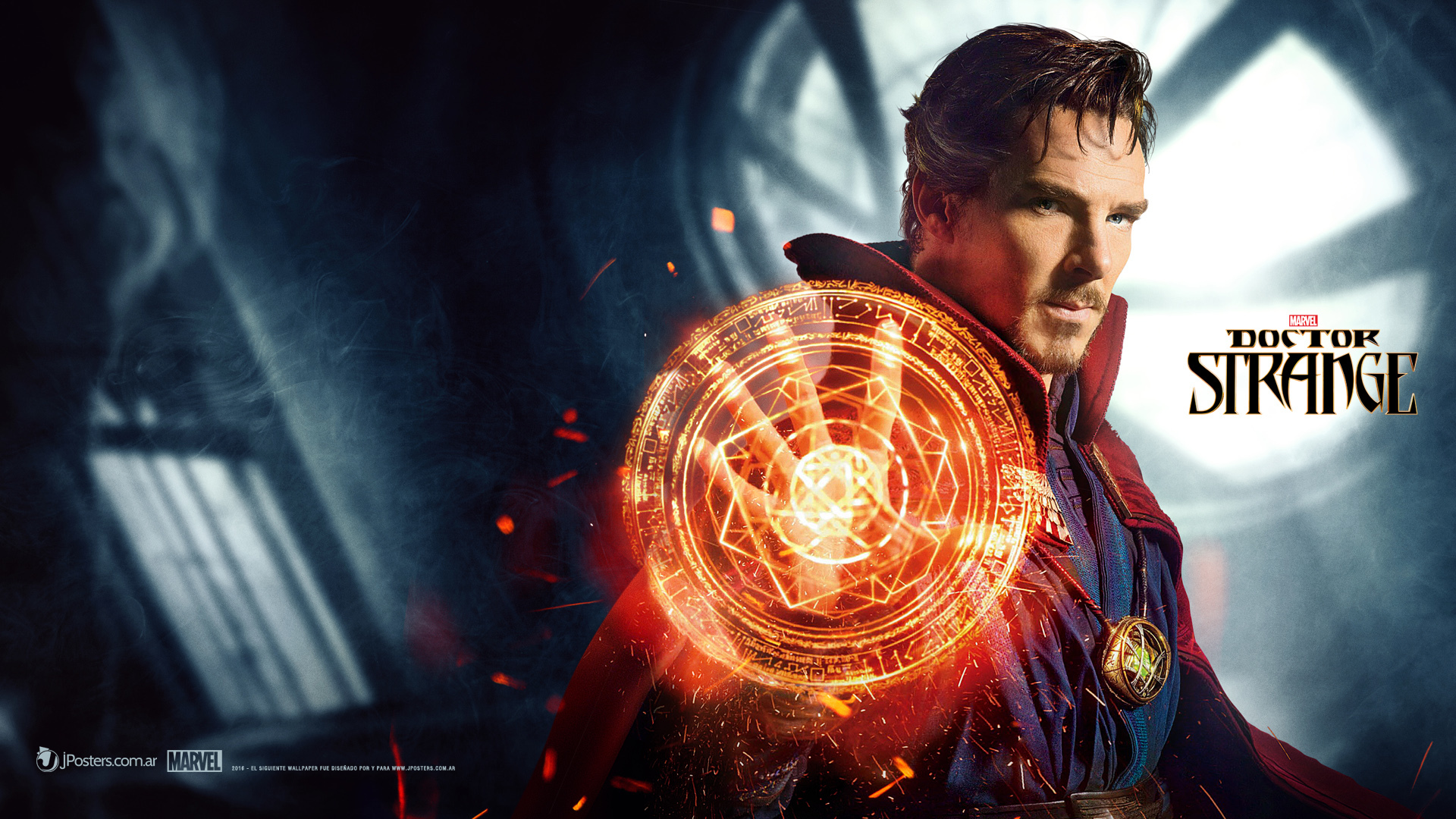 watch-doctor-strange-run-to-the-rescue-in-set-videos-and-photos