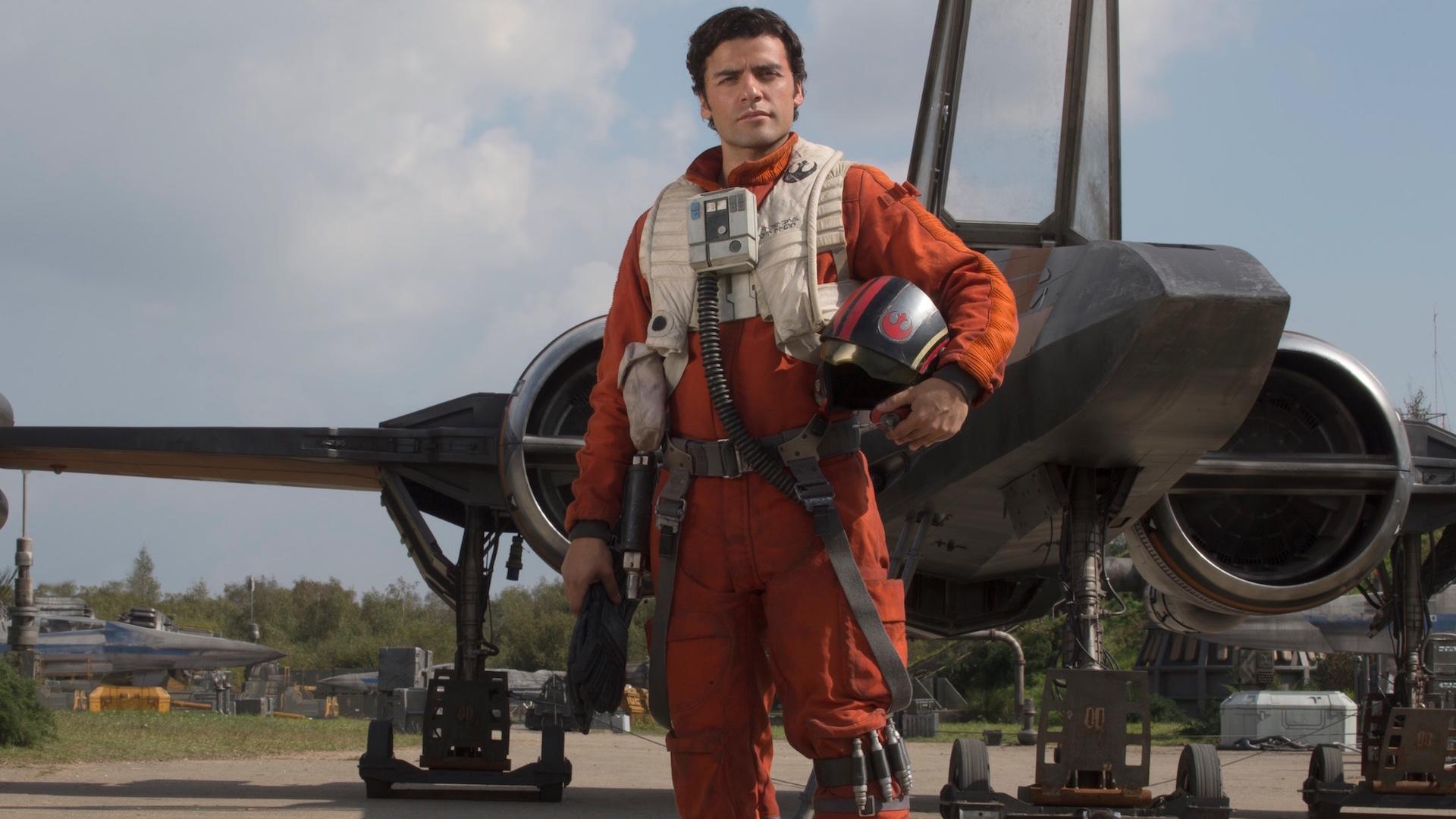Star Wars Episode Viii Spoiler Details Involving Poe Dameron And General Organa Geektyrant