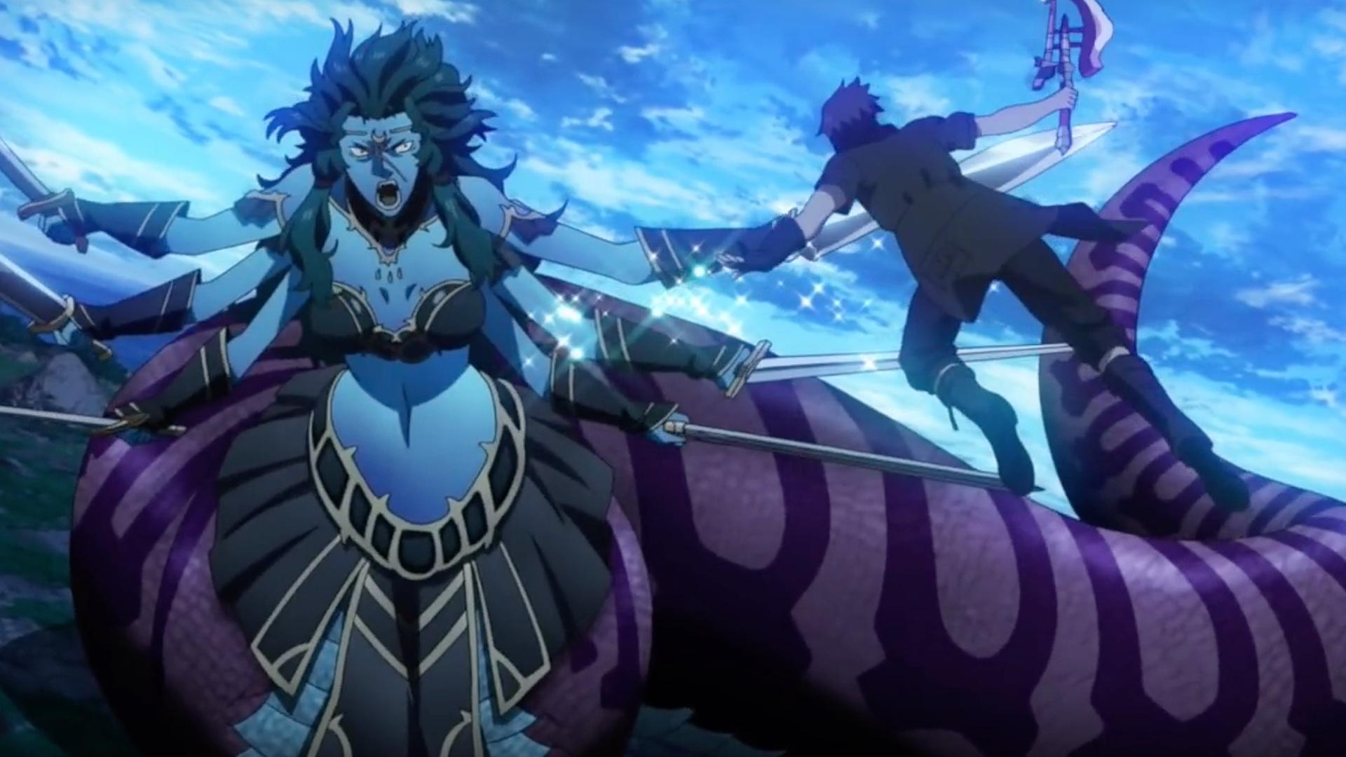 First Episode Of Final Fantasy Xv Anime Series Brotherhood