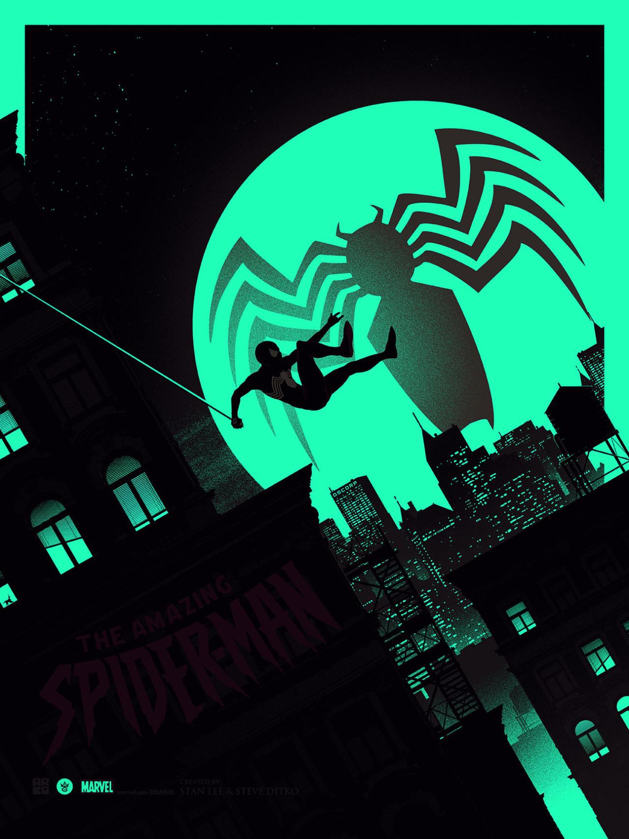 the-amazing-spider-man-art-by-matt-ferguson8