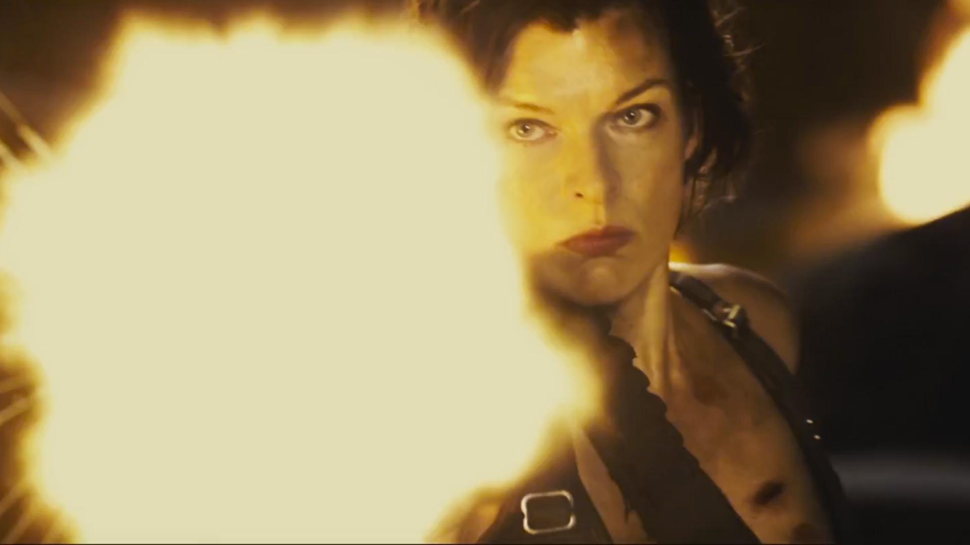 Alice Battles Insanity In Full Trailer For Resident Evil The