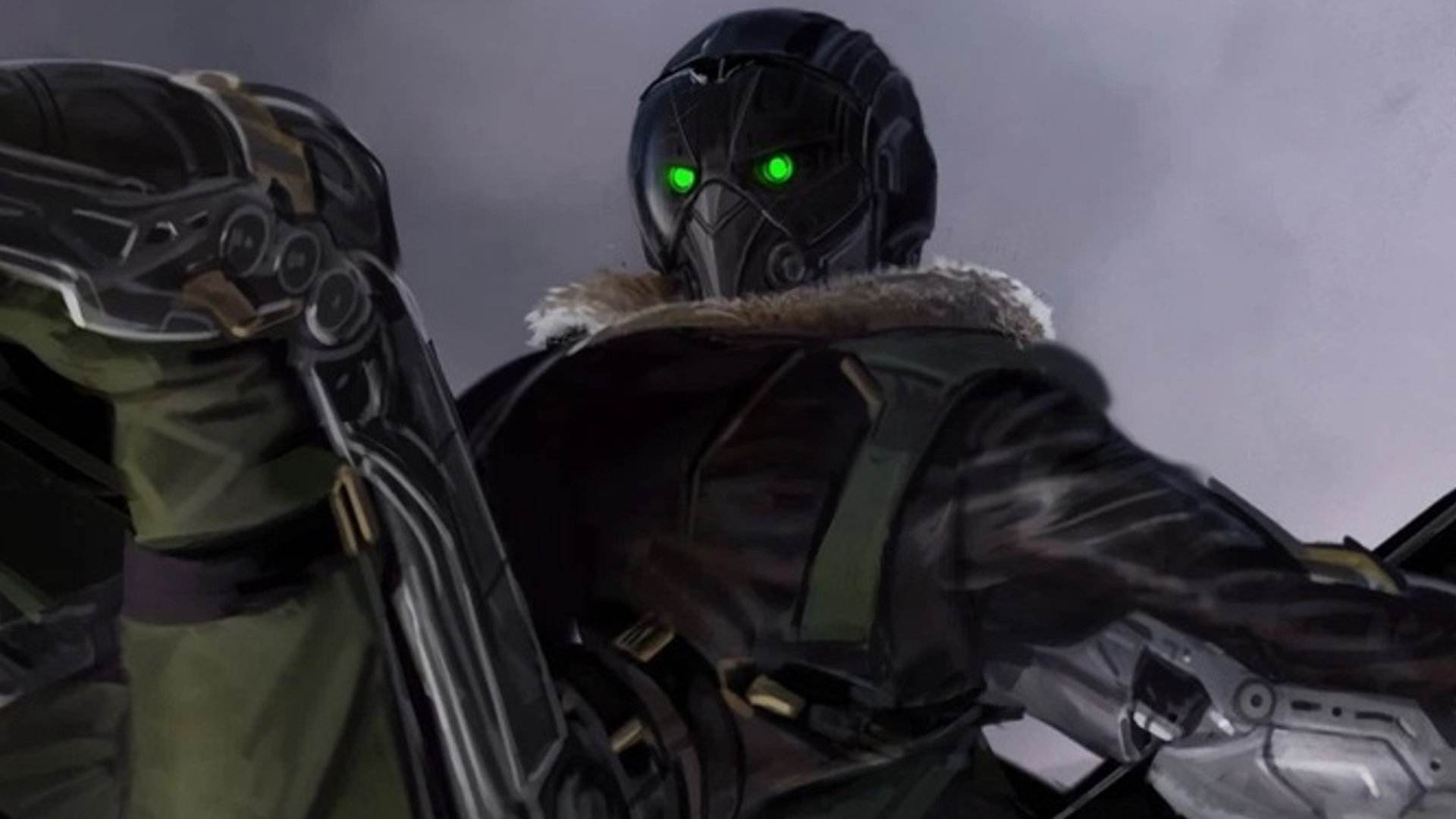 Spider Man Homecoming Concept Art Gives Us A New Look At The