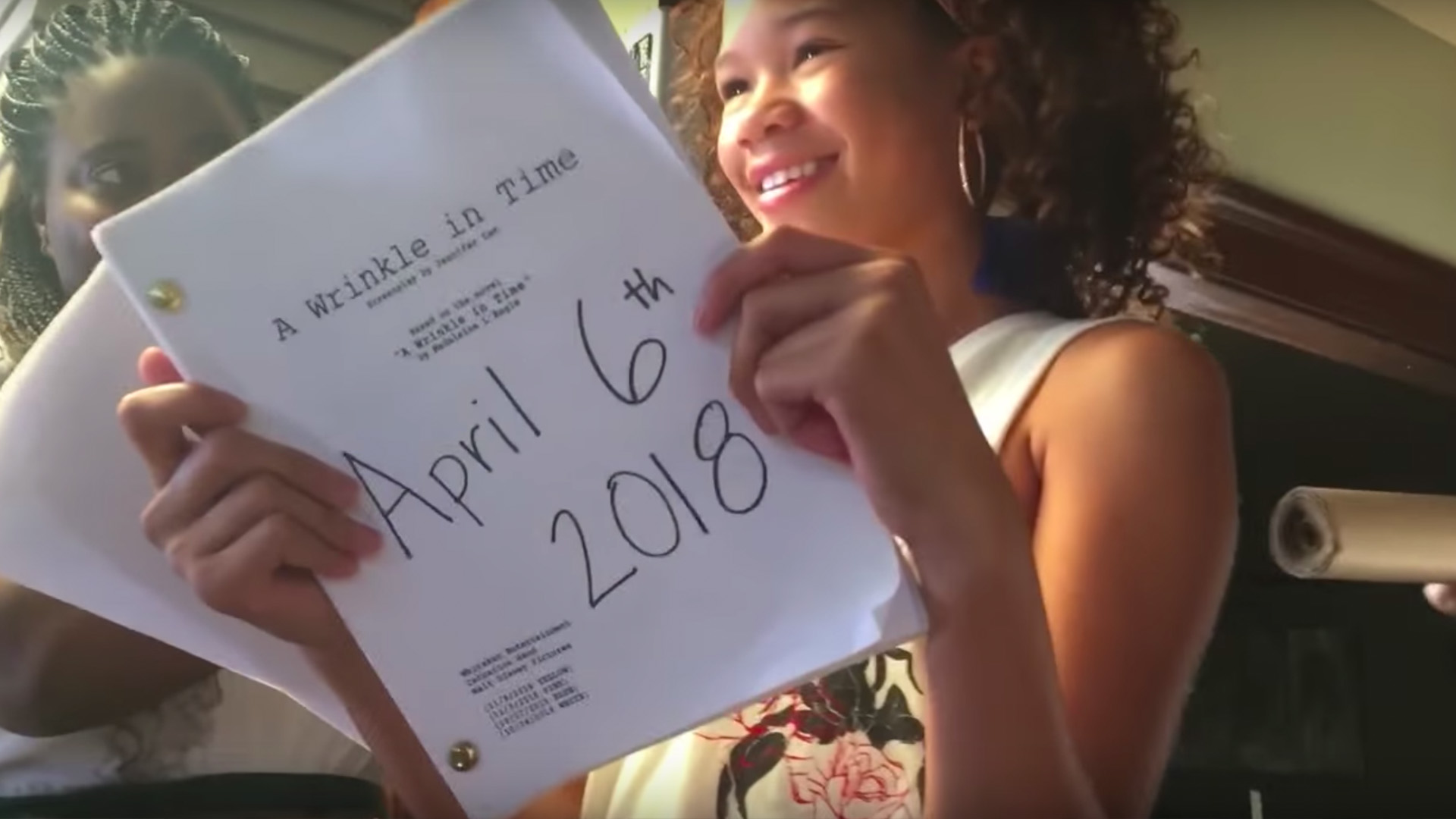 Disney S A Wrinkle In Time Release Date Moved Up Geektyrant