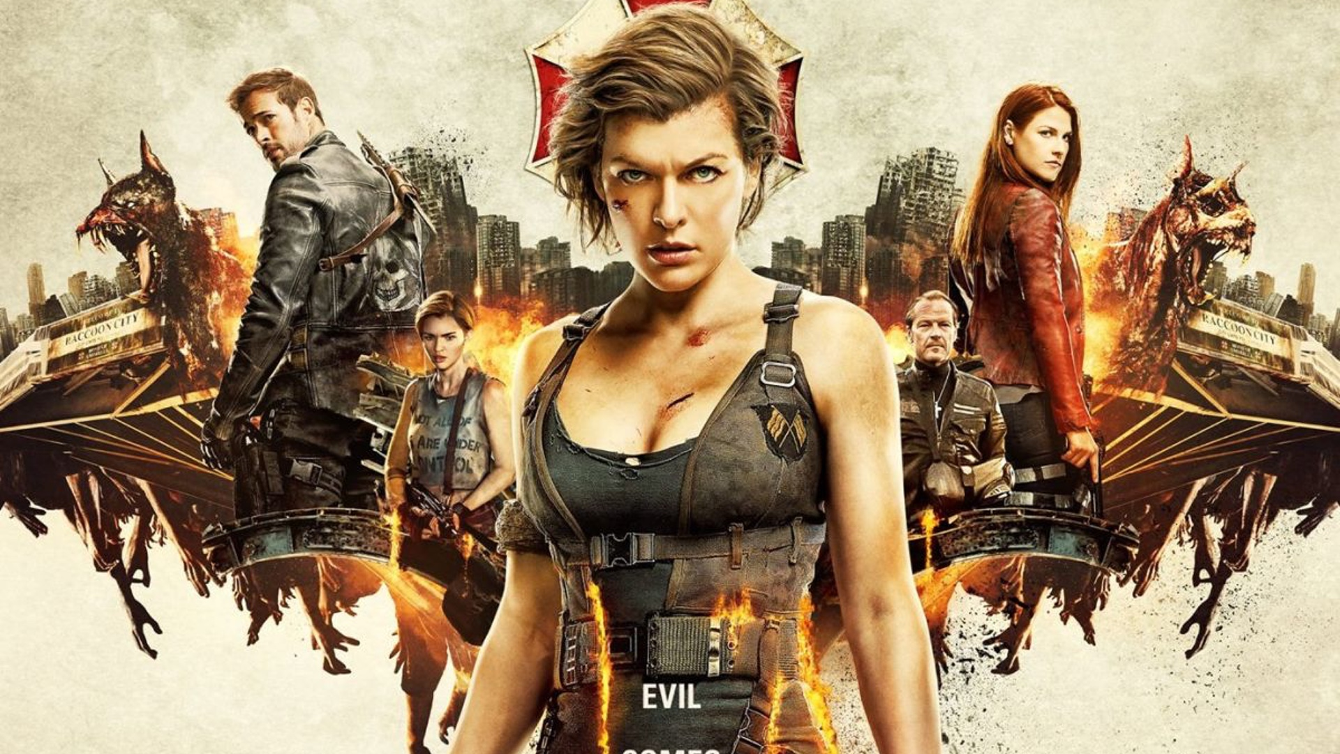 2 High Energy Tv Spots For Resident Evil The Final Chapter Takes
