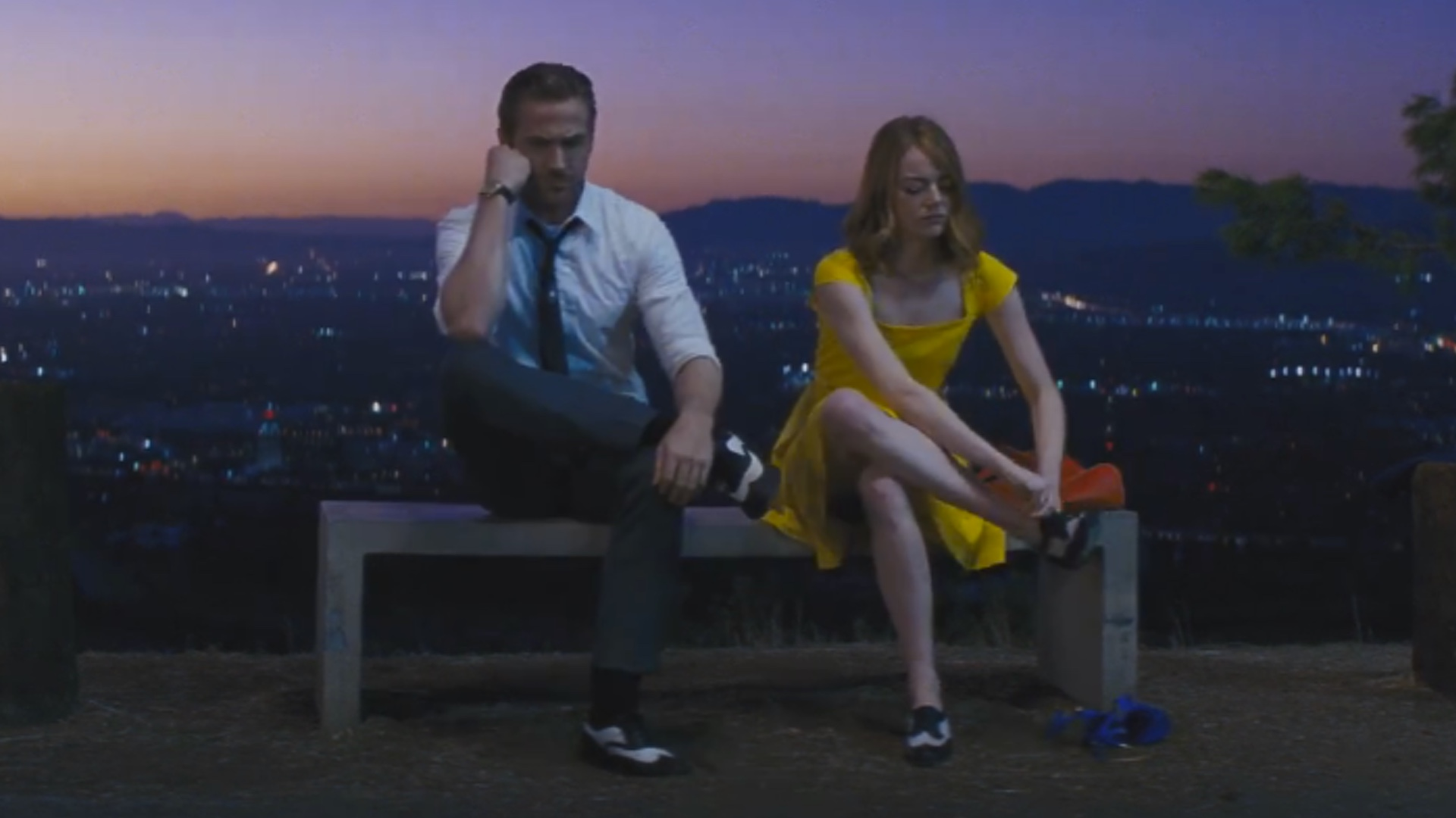 Watch Two Wonderful Musical Clips From La La Land With Emma Stone