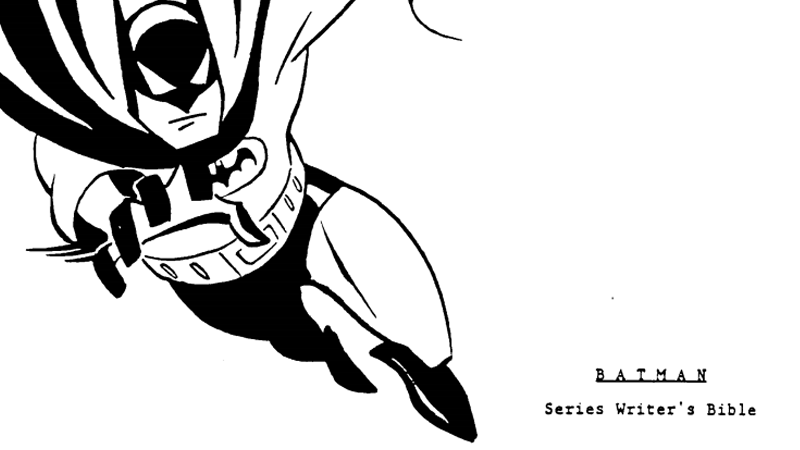 check-out-the-entire-batman-the-animated-series-writers-bible-full-of-details-and-concept-art