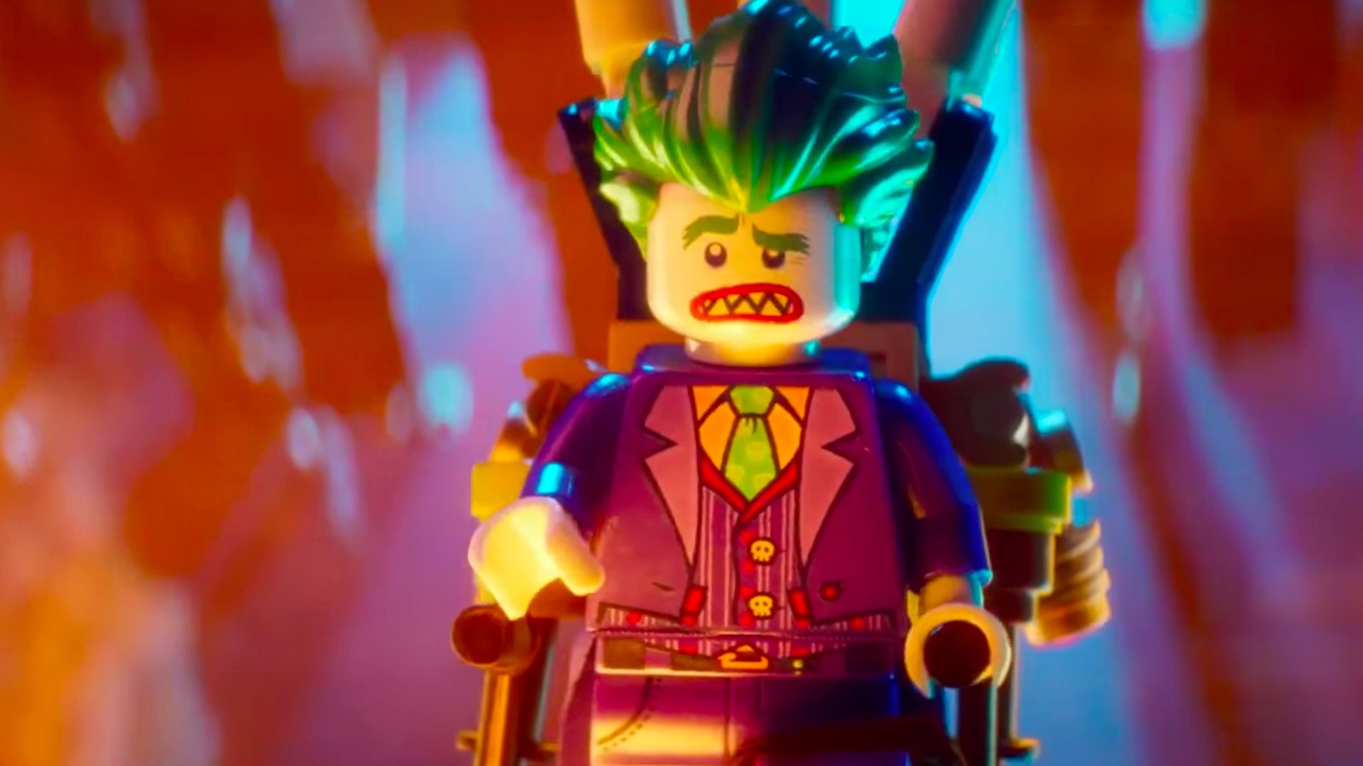 Batman Fights Joker In One Of Three Great Clips From The Lego Batman Movie Geektyrant