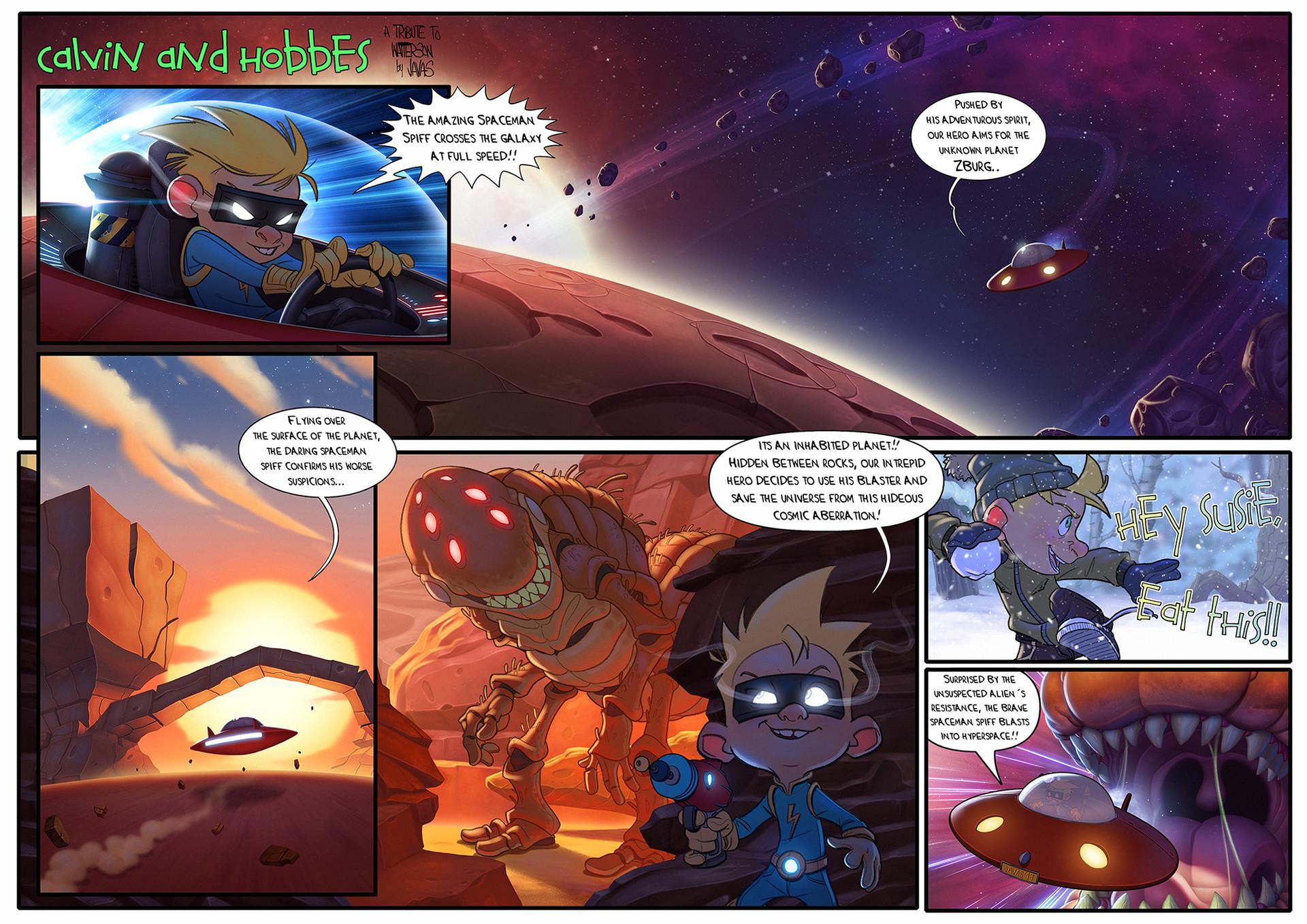 this-calvin-hobbes-spaceman-spiff-tribute-art-is-absolutley-supurb1