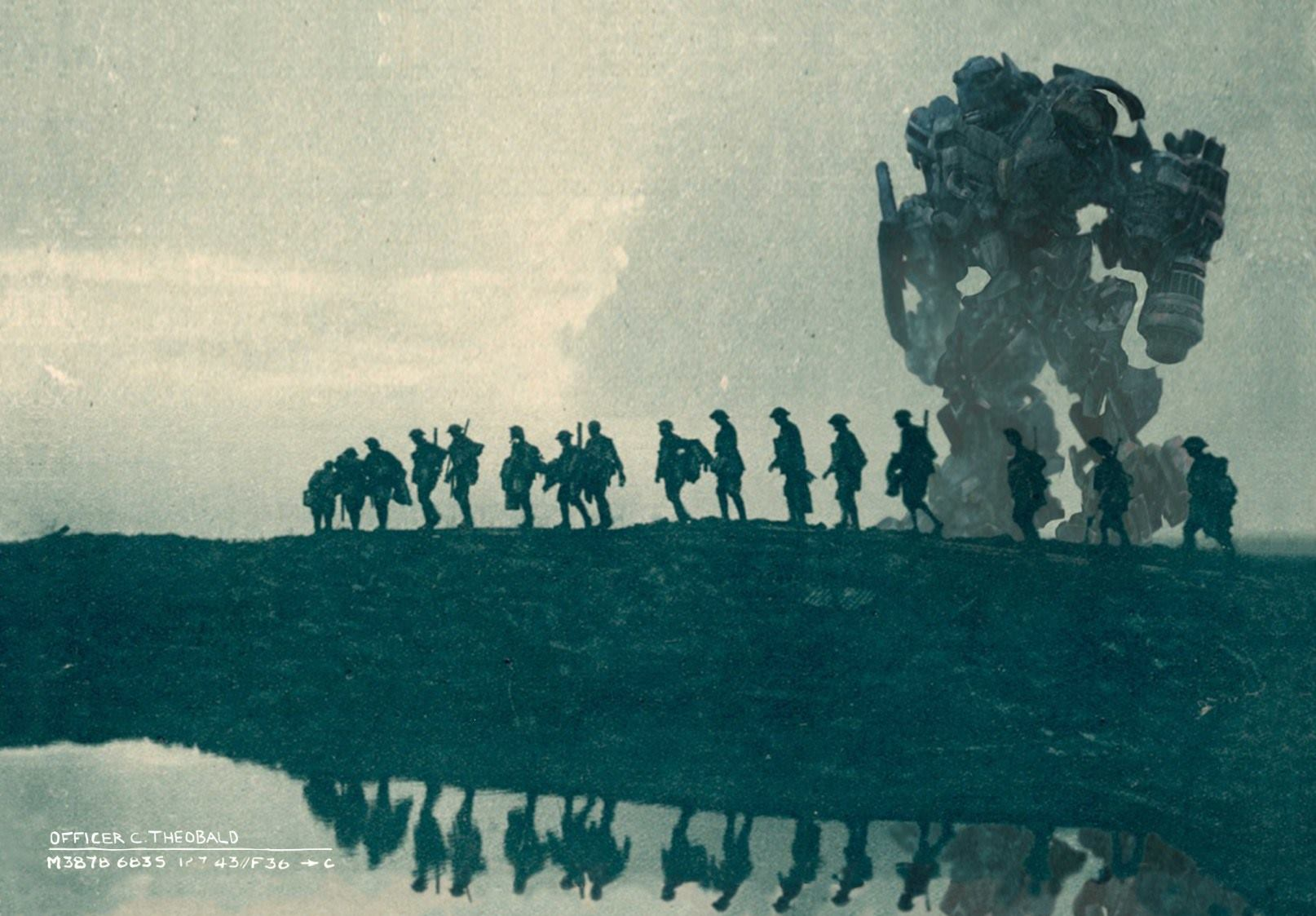 check-out-bumblebee-in-wwii-in-new-transformers-the-last-knight-poster-with-historical-photos3