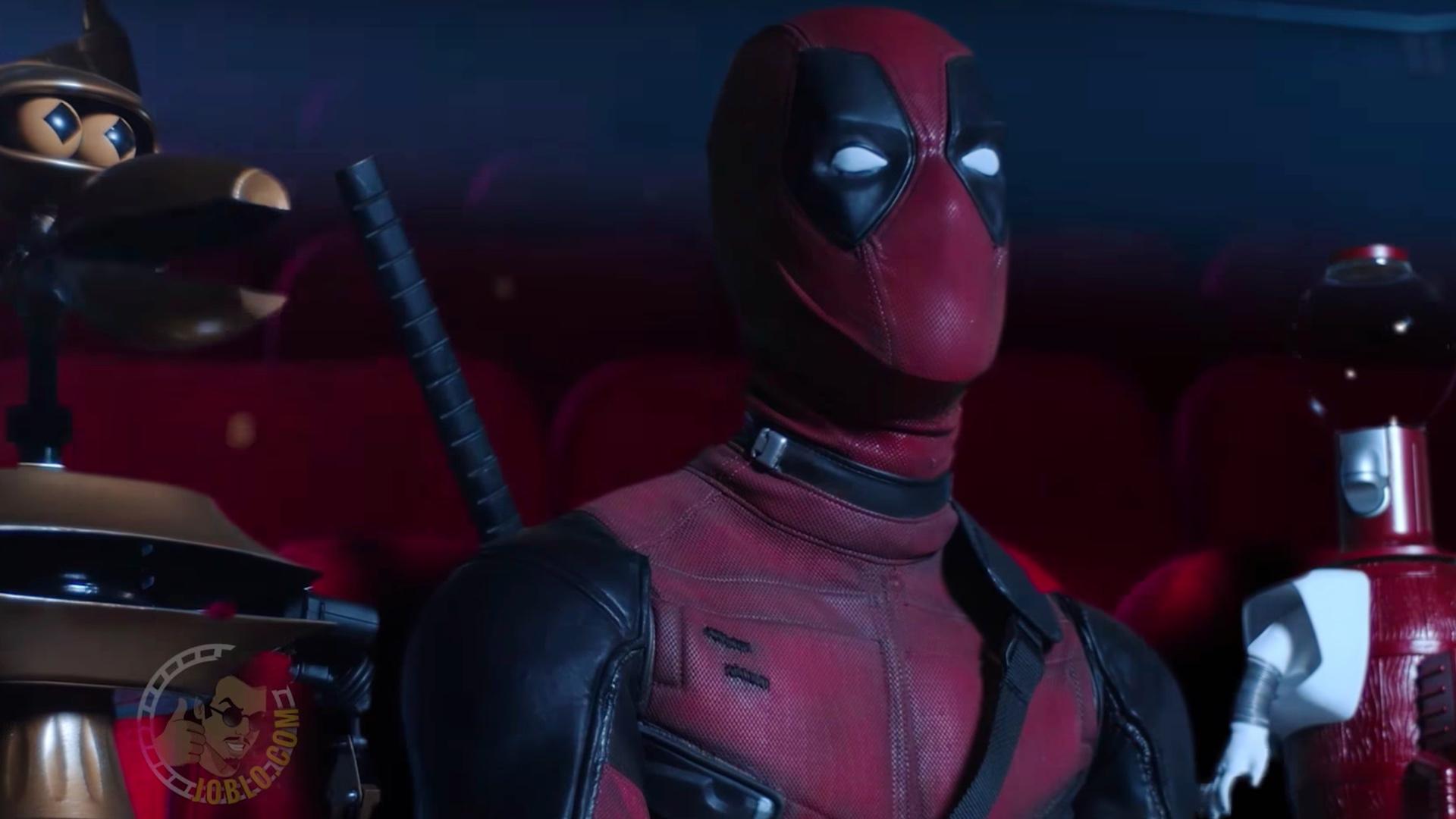 Deadpool Cracks Jokes At X Men Origins Wolverine In Fun Fan Made