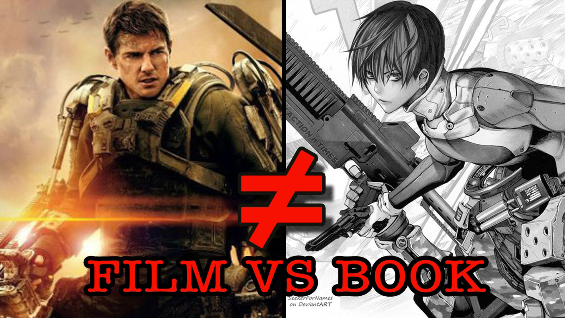 The Differences Between Edge Of Tomorrow And All You Need Is Kill