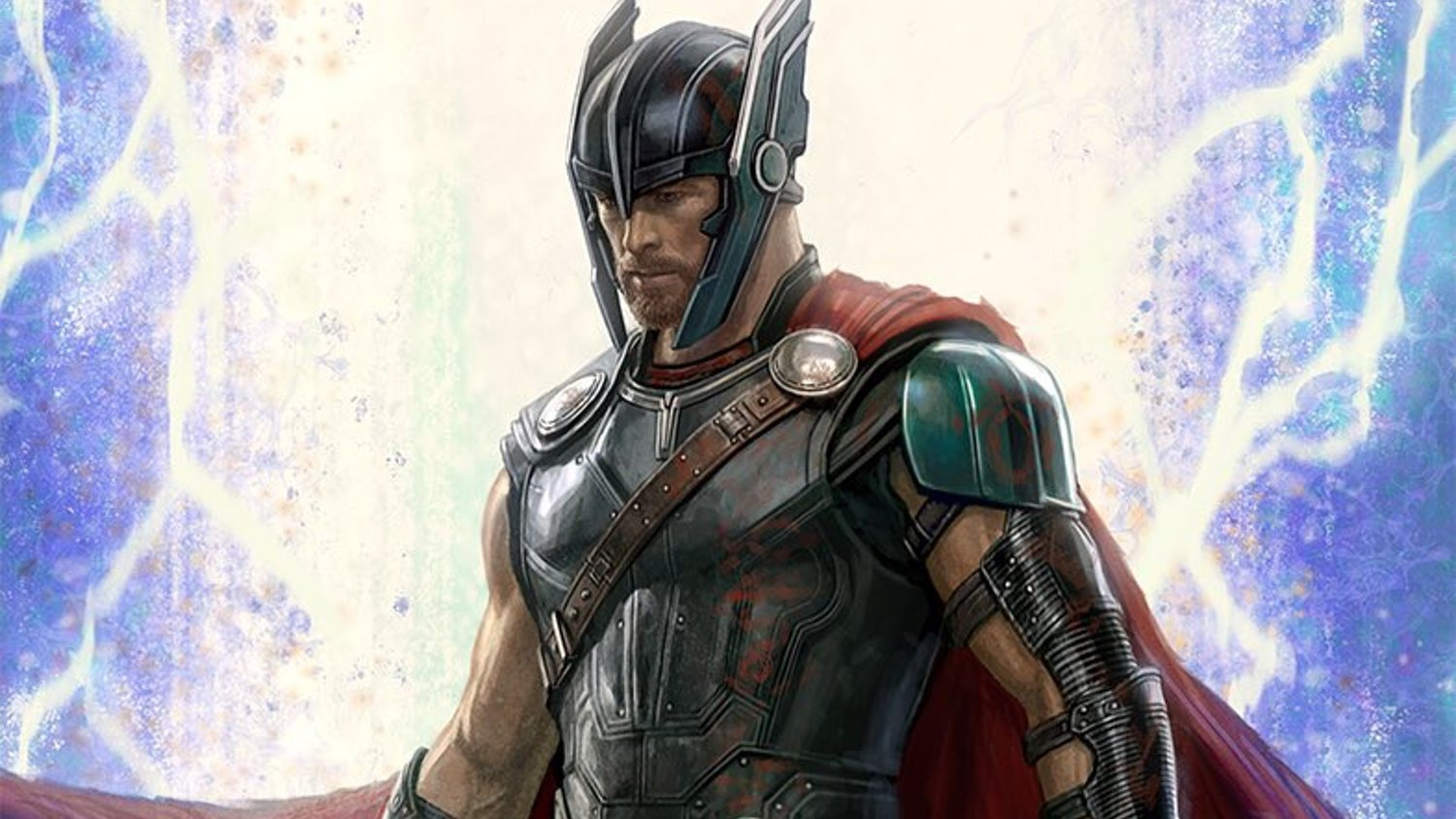 Early Concept Art For Thor Ragnarok Features Loki In A Warrior Style Costume Geektyrant