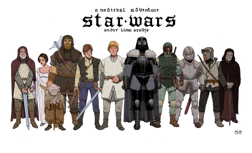 fan-made-art-imagines-star-wars-as-a-medieval-adventure1