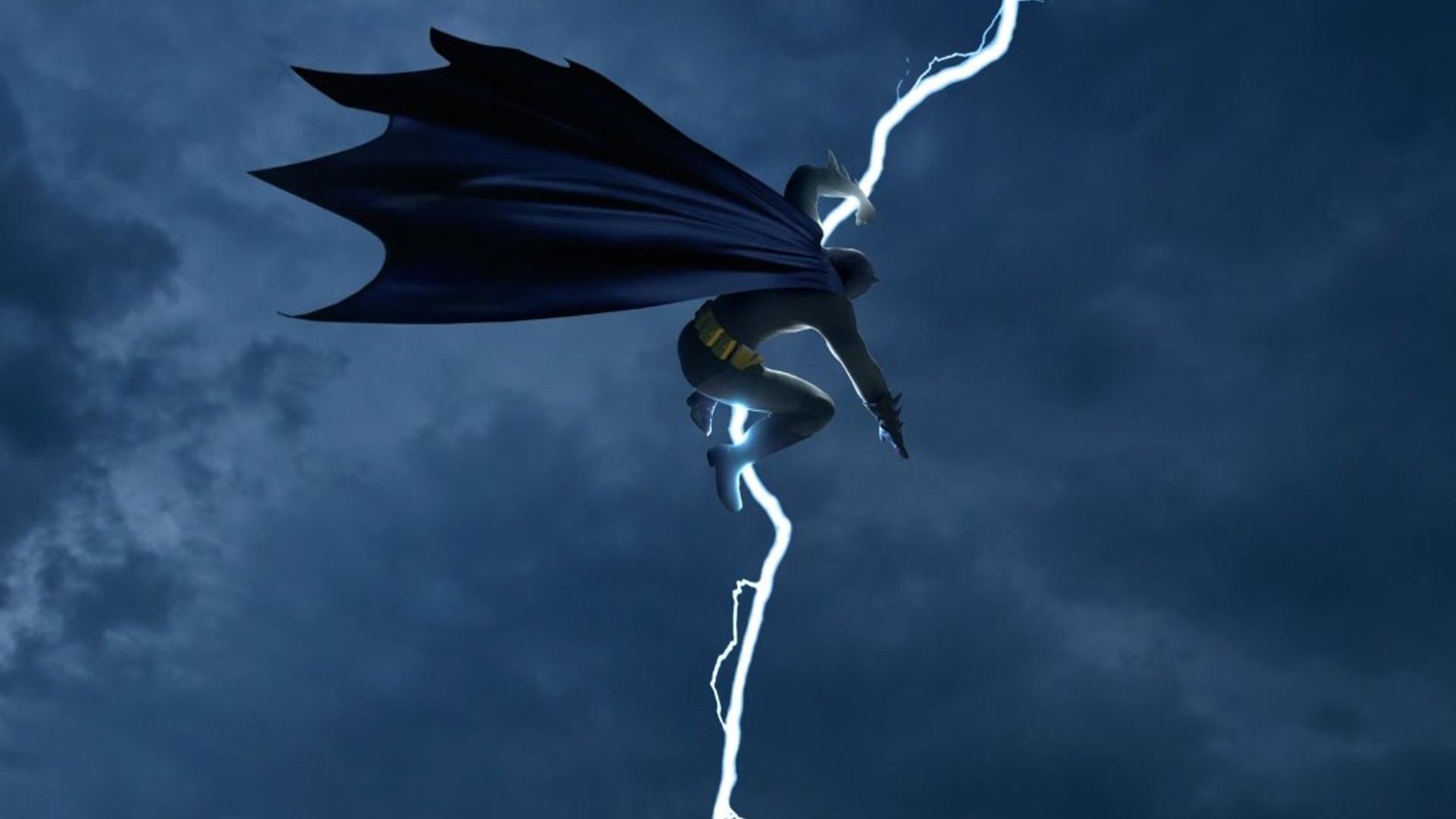 This Fan Made Film Adaptation Of Frank Miller S The Dark Knight