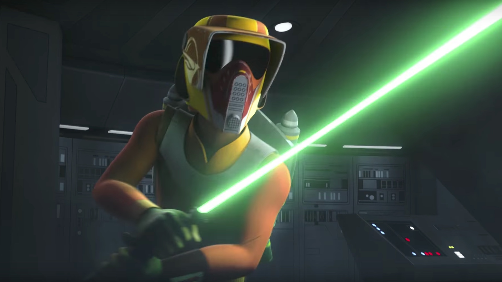 Epically Exciting New Trailer For Star Wars Rebels Season 4 And