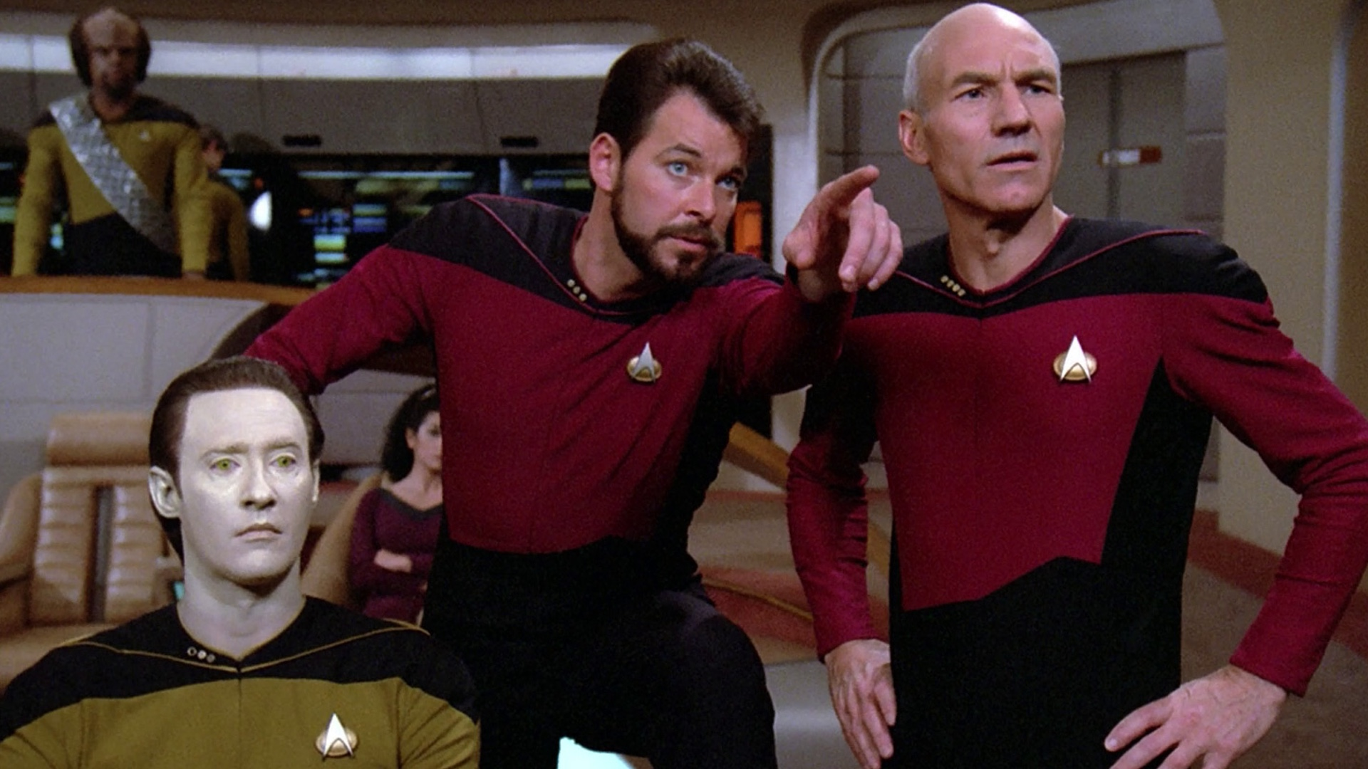 The Honest Trailer For STAR TREK: THE NEXT GENERATION is One