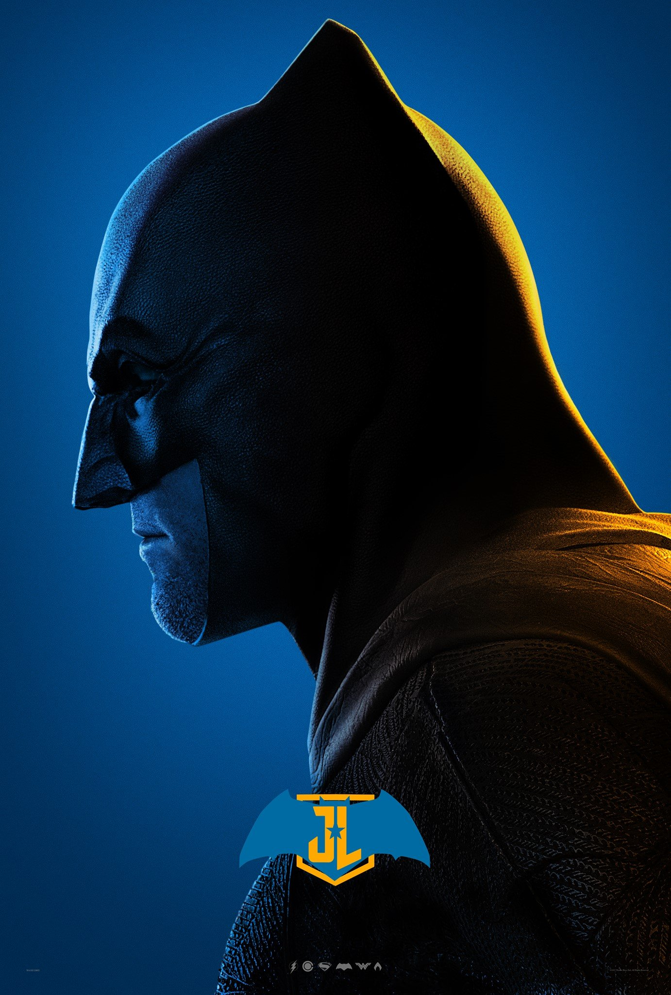 Colorful New Character Posters Released For JUSTICE LEAGUE 1
