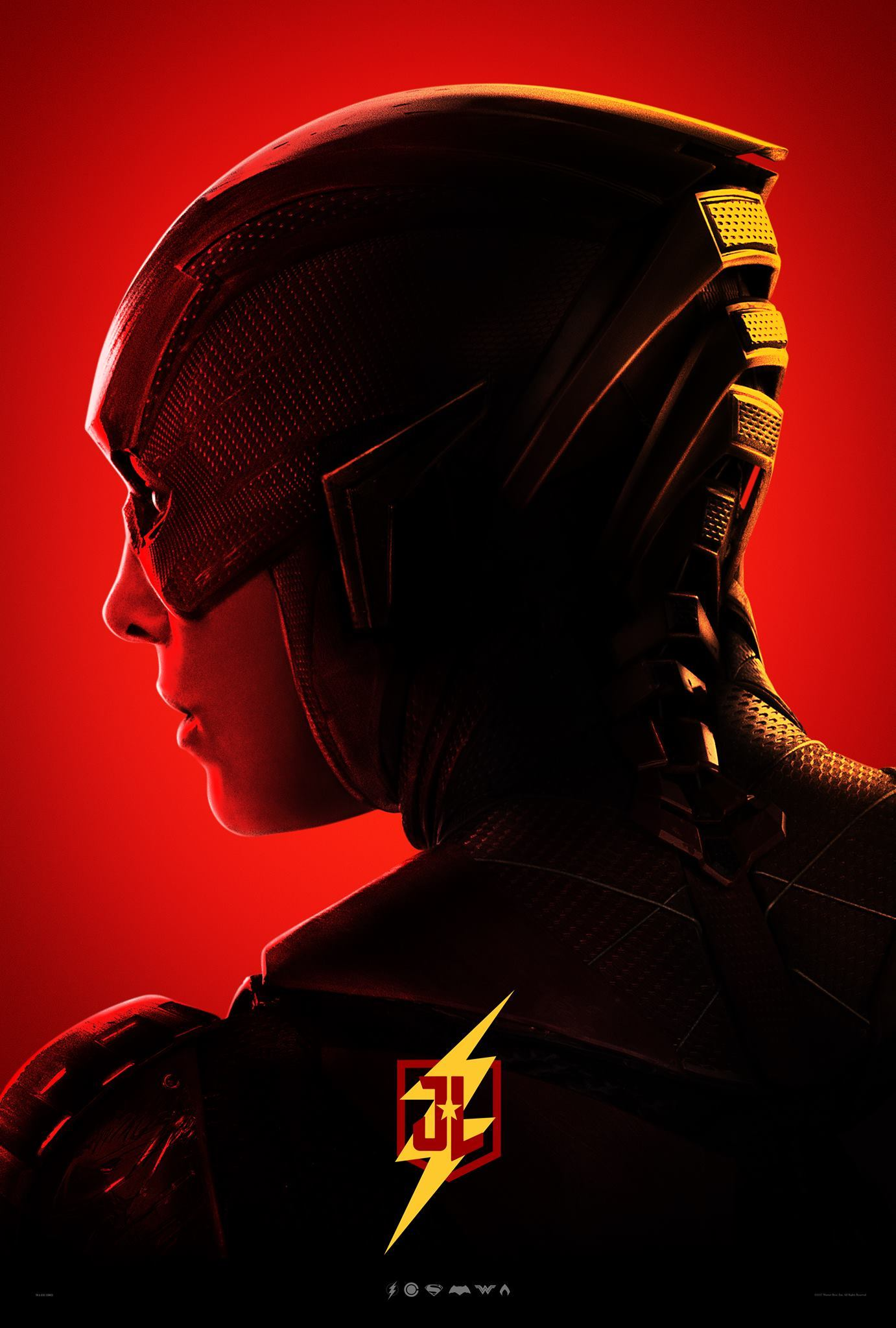 Colorful New Character Posters Released For JUSTICE LEAGUE 4