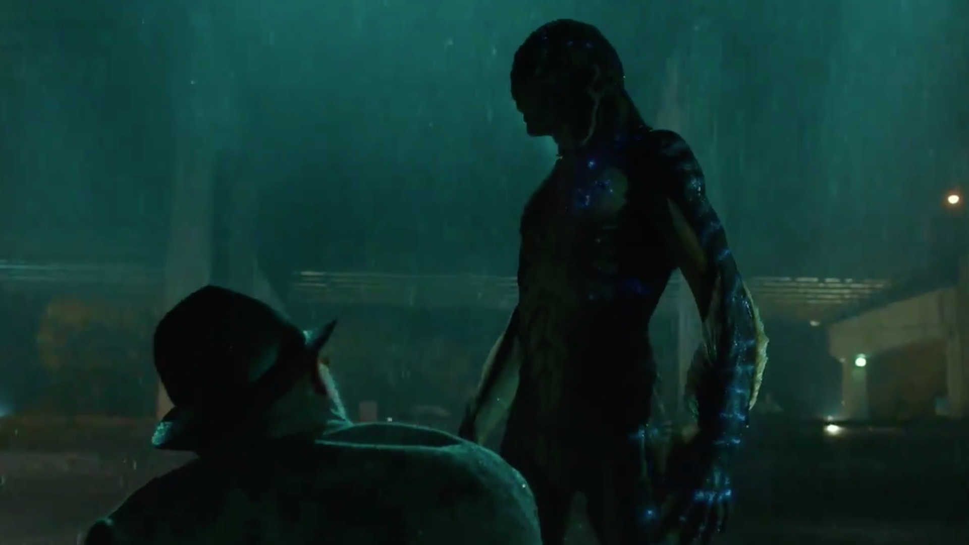 Guillermo Del Toro S The Shape Of Water Gets A Behind The Scenes