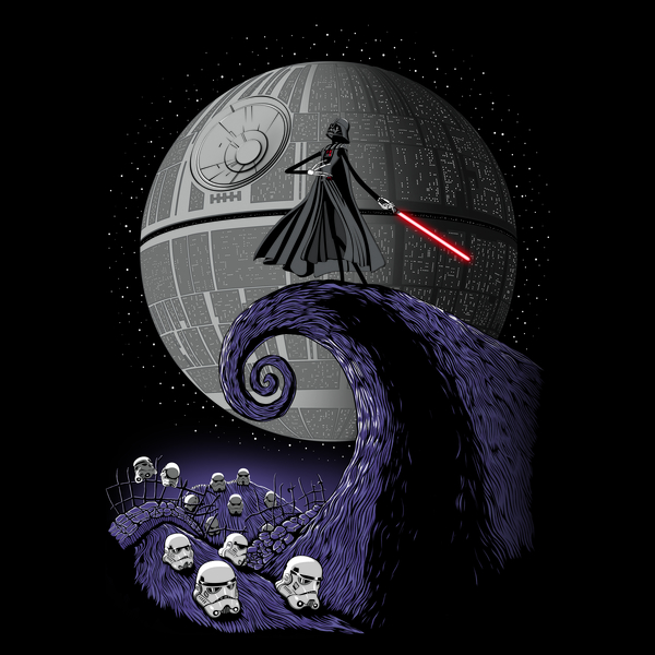 cool-mashup-t-shirt-design-the-nightmare-before-empire1