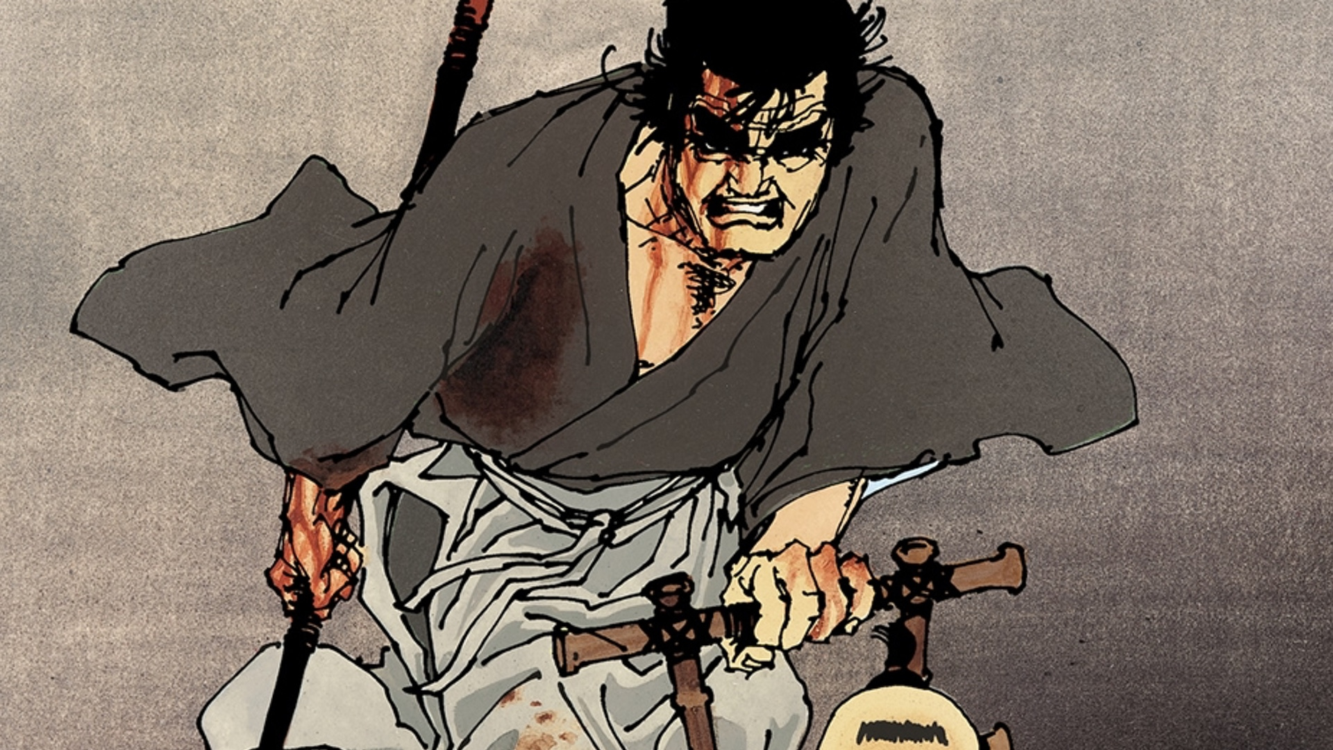 The Classic Shogun Manga Lone Wolf And Cub Will Be Adapted By