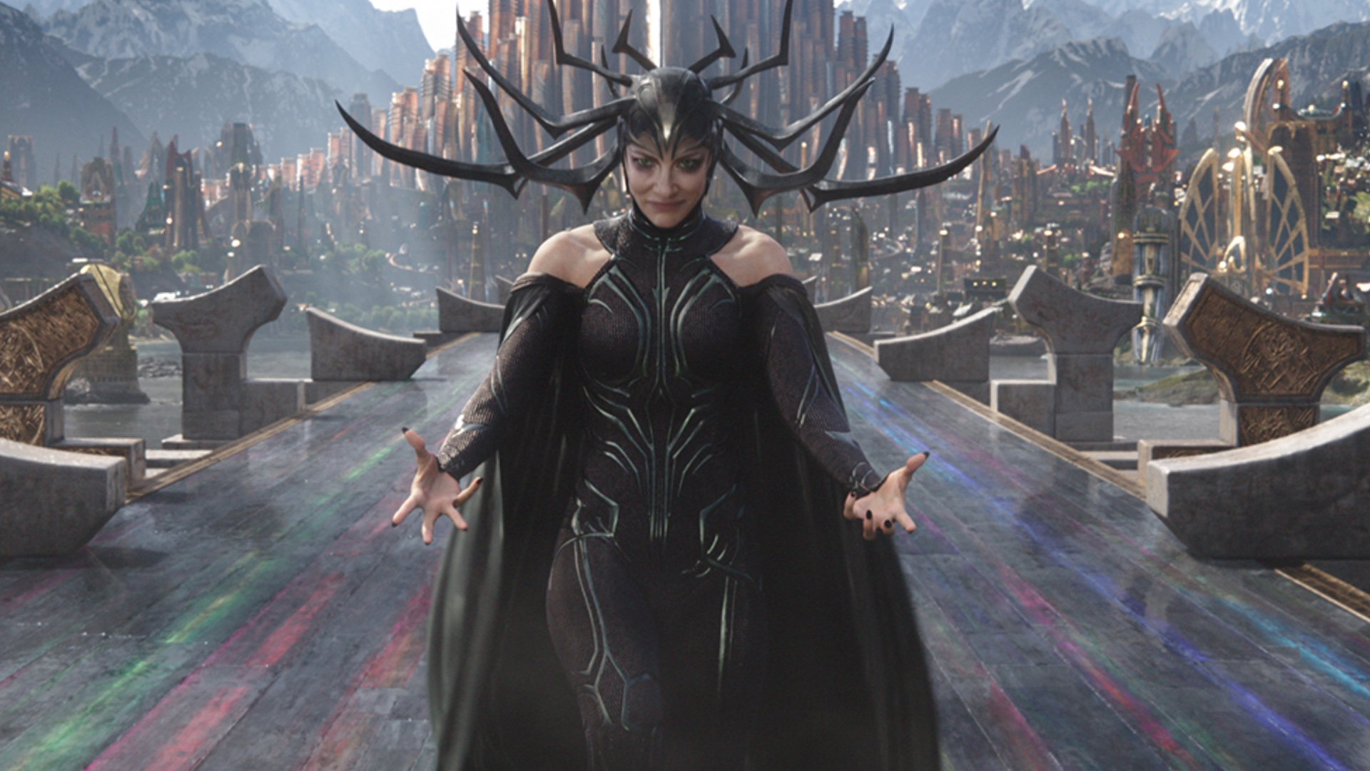 Hela Almost Ended Up Being The Villain In Thor The Dark World