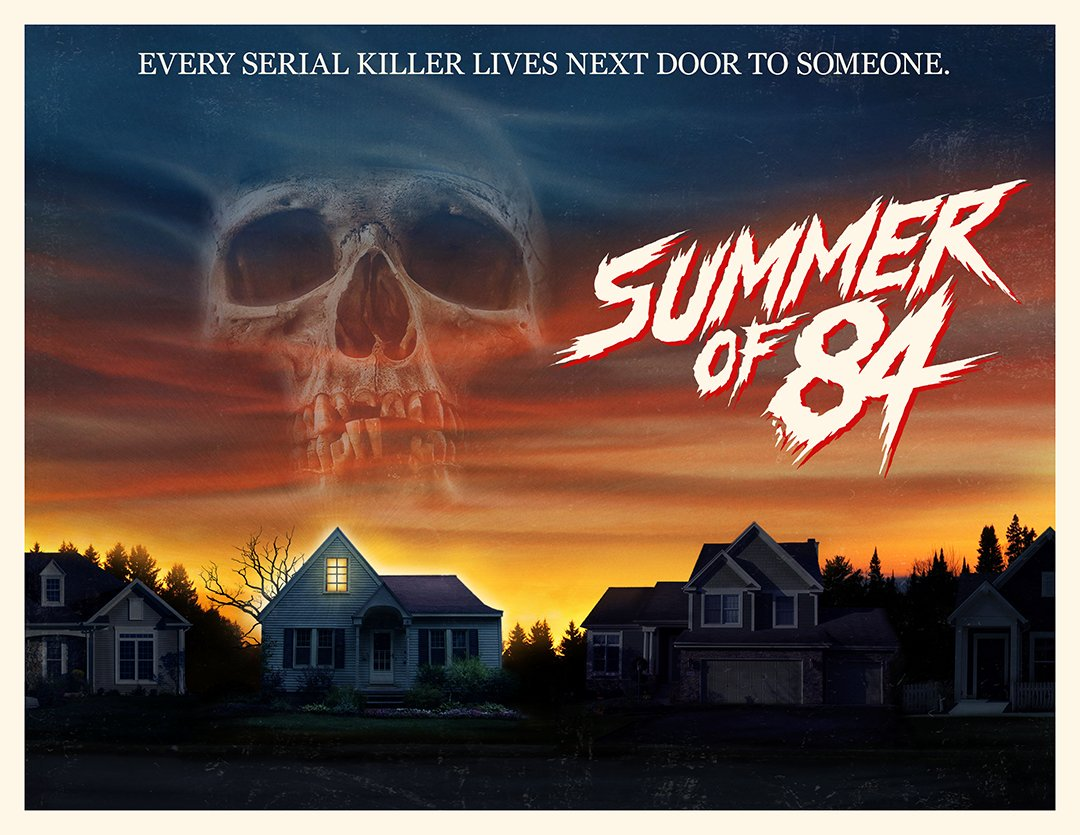 A Group of Teenagers in The 80s Take on a Serial Killer in The Trailer For SUMMER OF 8411