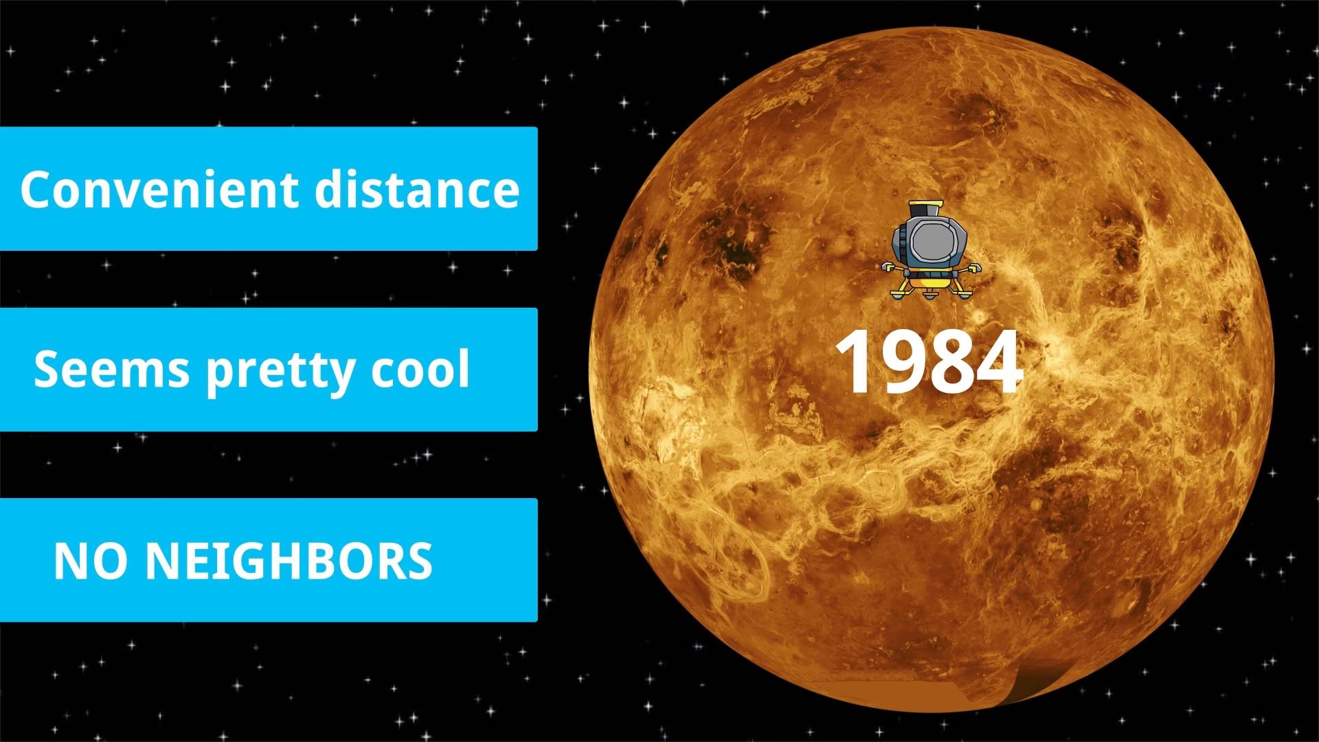 Video Breaks Down What Life On Venus ...