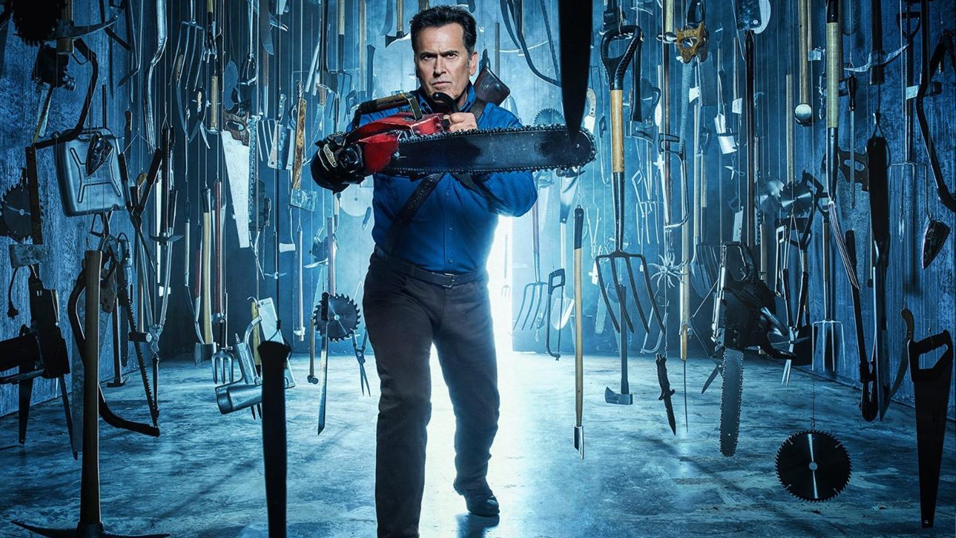 Bruce Campbell Says If Ash Vs Evil Dead Gets Cancelled They Might