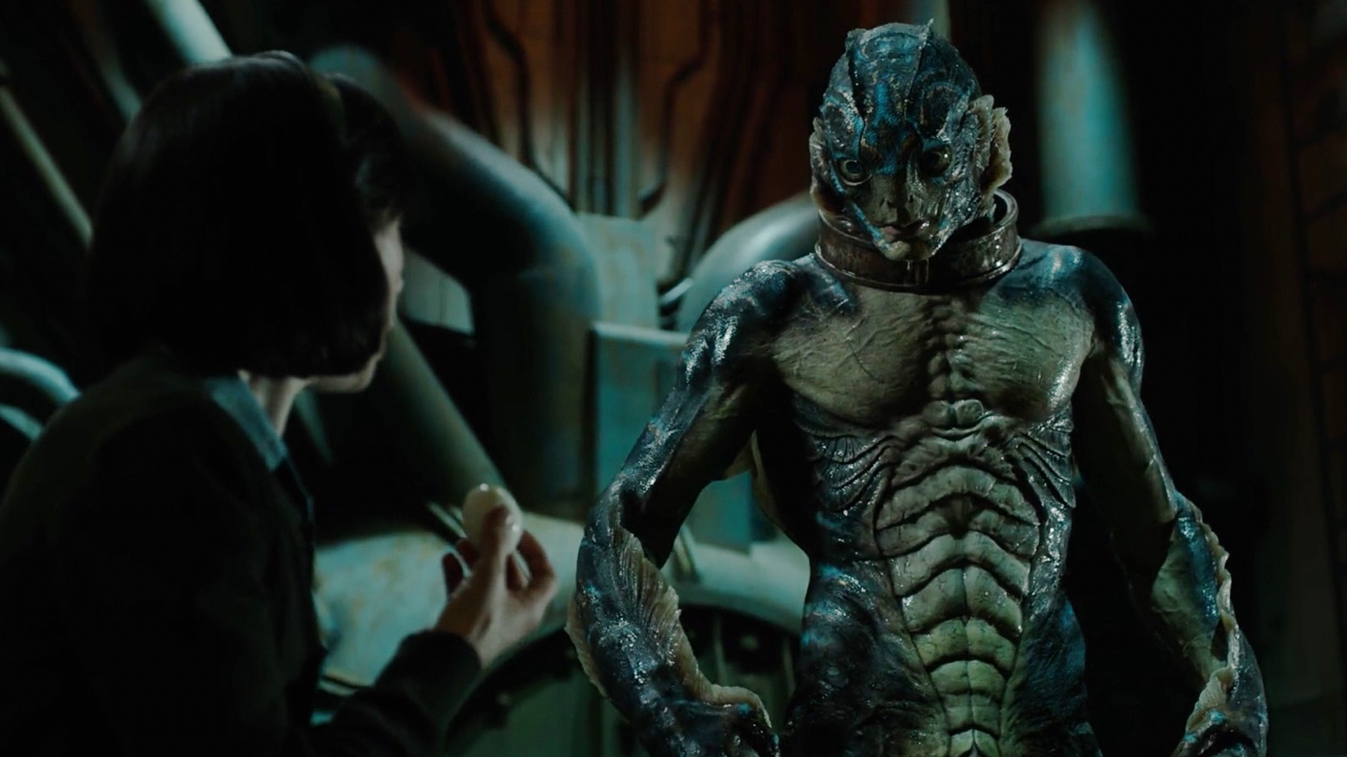 Guillermo Del Toro Wins Best Director And The Shape Of Water Wins
