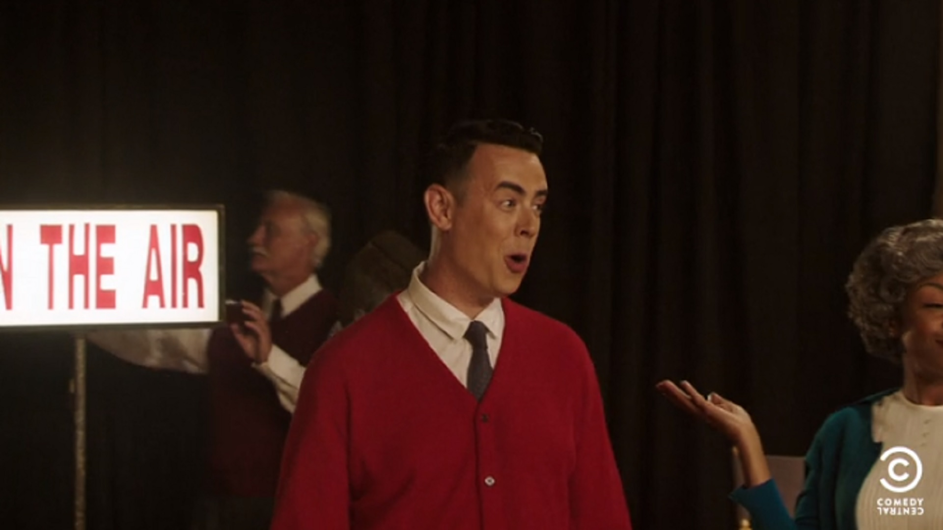 Watch Colin Hanks Play Fred Rogers In Hilarious Drunk History Sketch Geektyrant