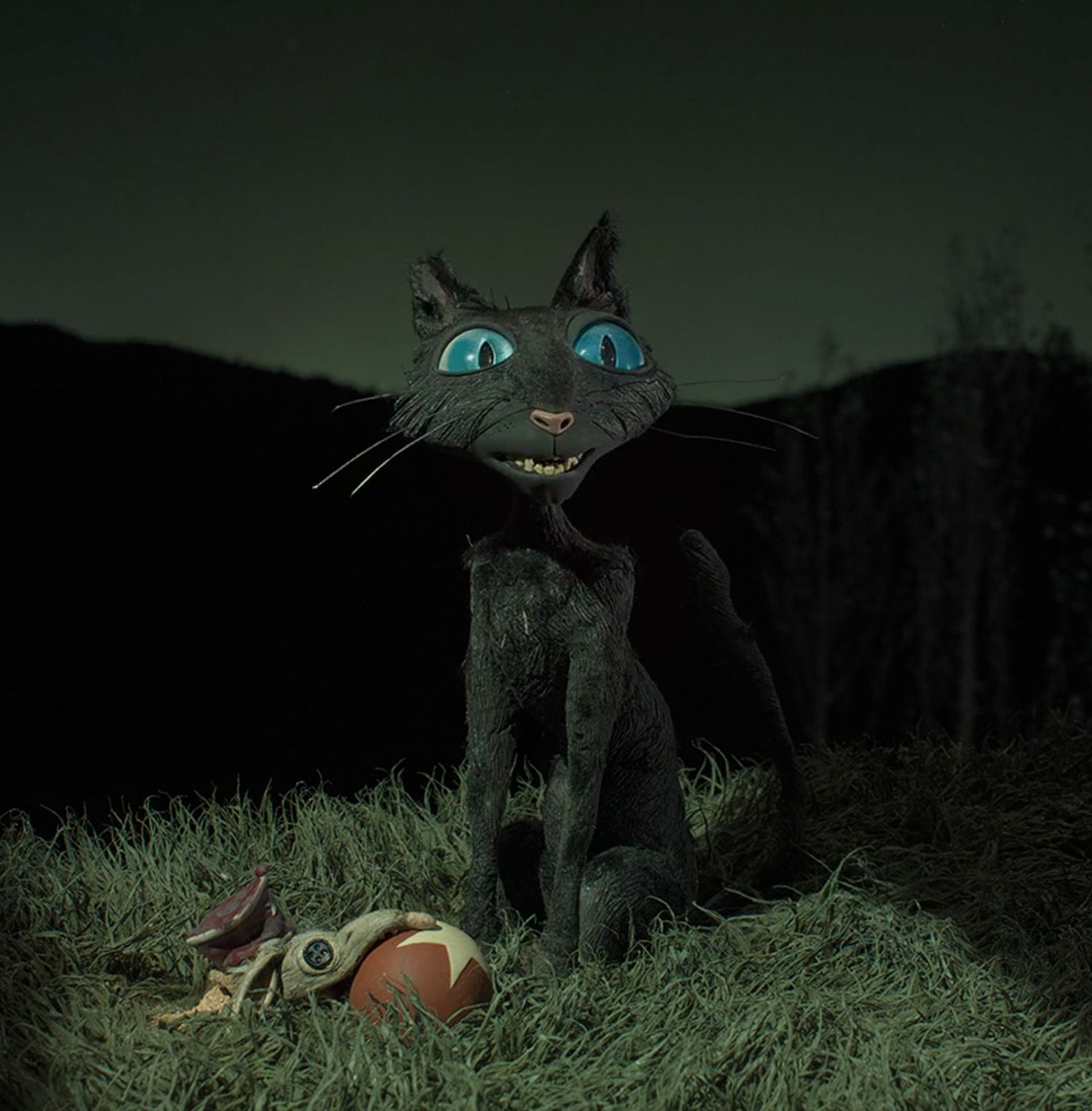 Laika Gives Behind The Scenes Look Of Their Pet Hospital For Coraline Geektyrant