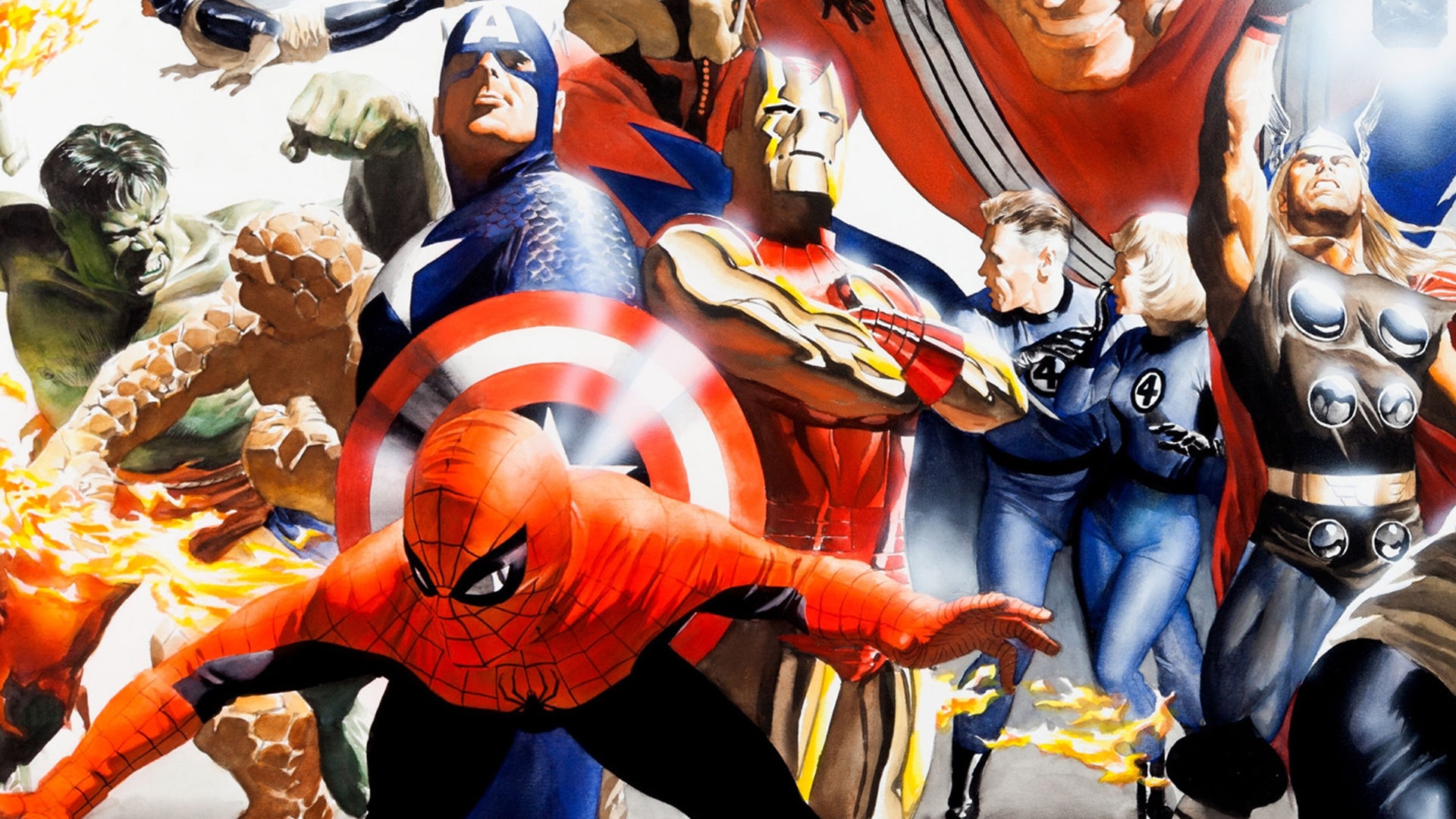 Comic Artist Alex Ross Breaks Down The Big Differences