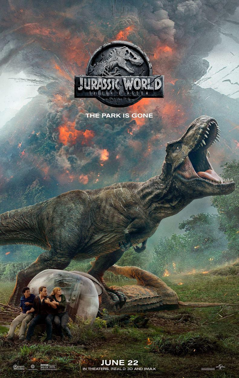 the-t-rex-graces-the-new-poster-of-jurassic-world-fallen-kingdom2