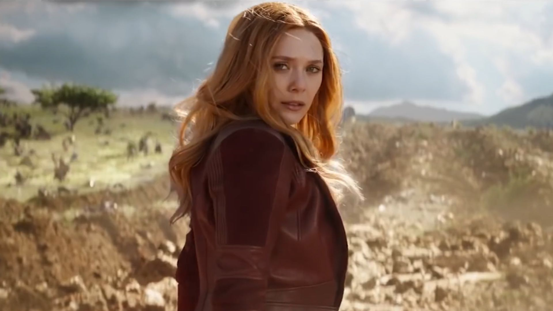 Elizabeth Olsen Has A Complaint About Her Scarlet Witch Costume