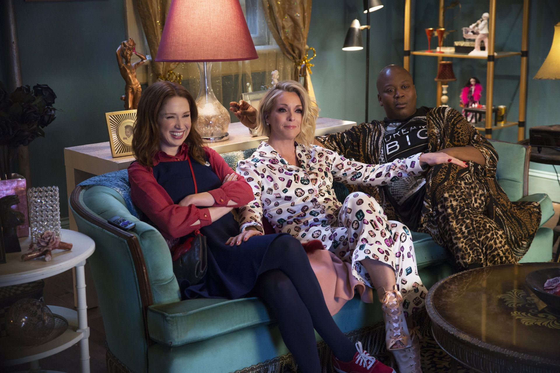 Amy Sedaris Kimmy Schmidt guest cast for season 4 of unbreakable kimmy schmidt