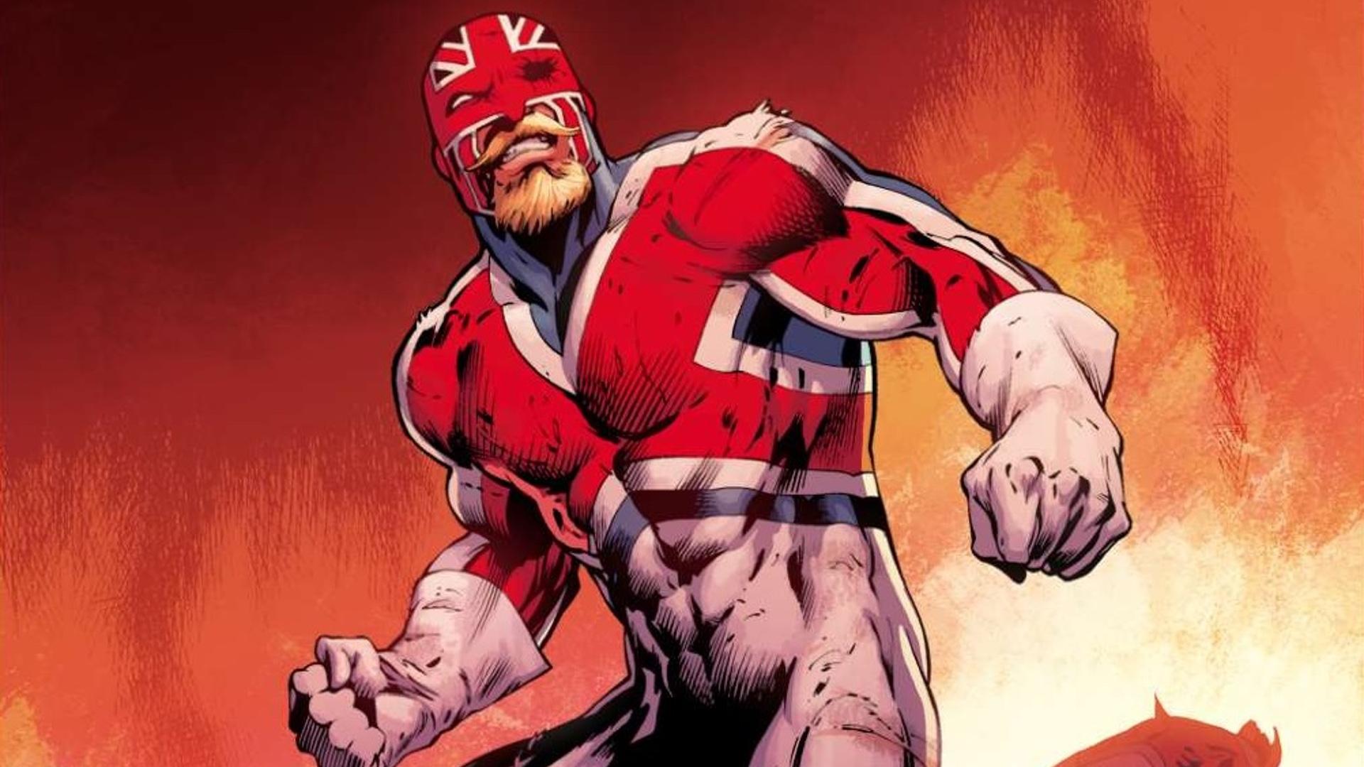 Captain Britain do MCU